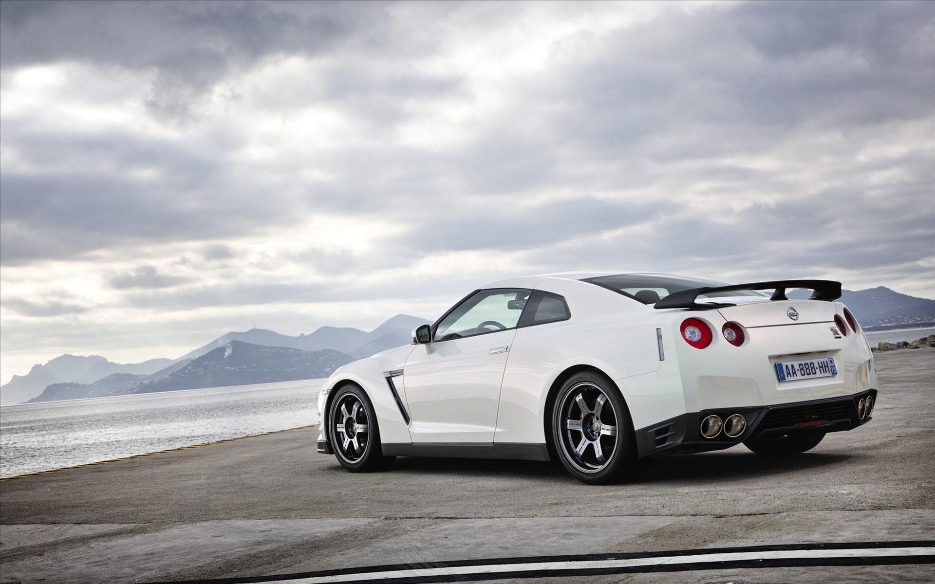 Nissan GT-R Egoist wallpaper