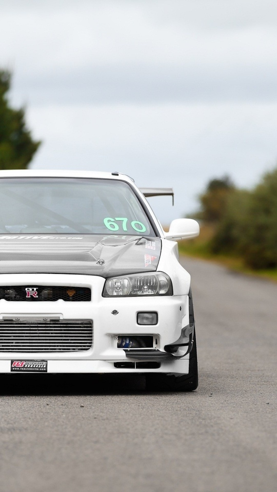 Nissan Skyline Gt-r, Rally, Cars, White