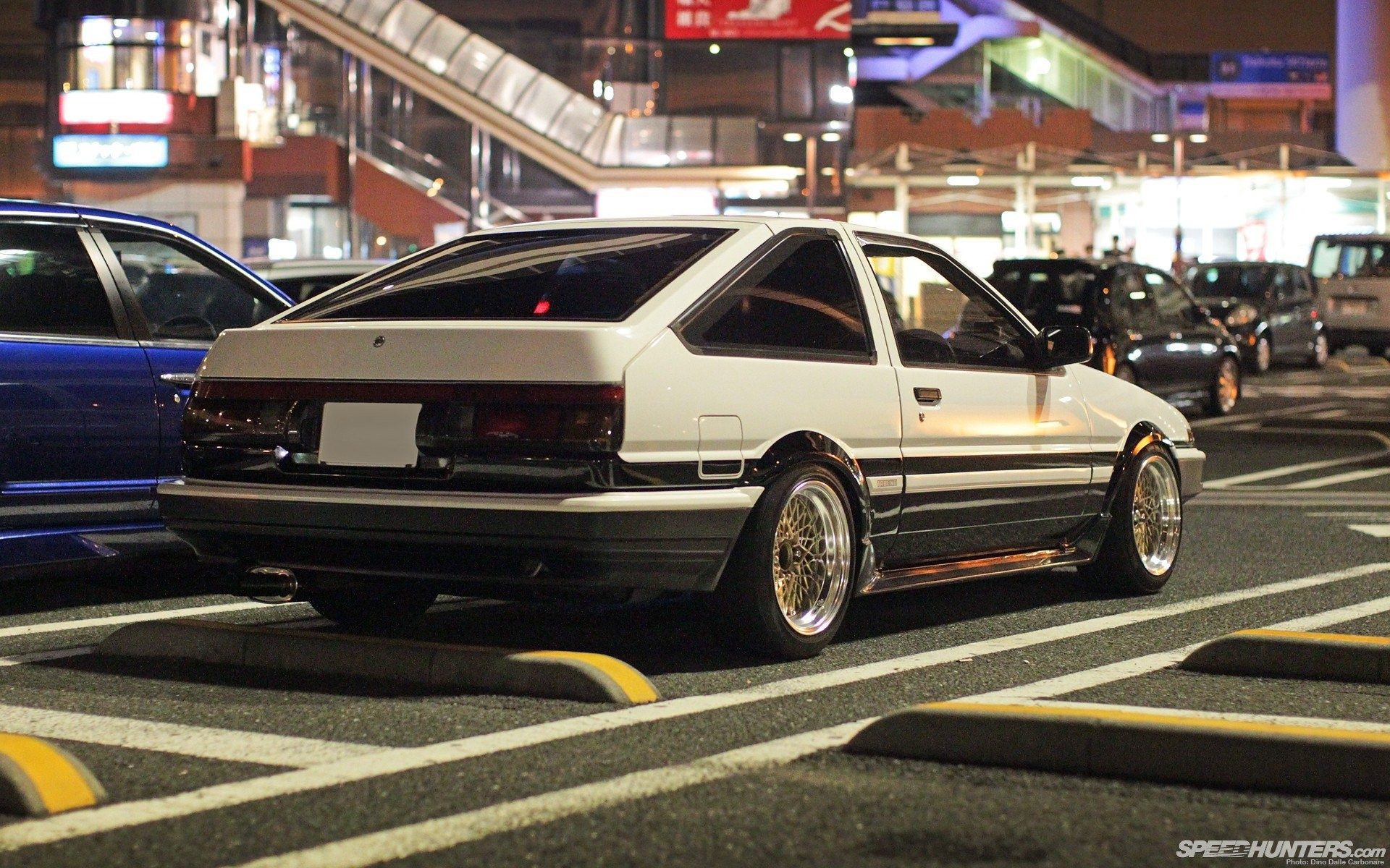 cars Toyota Corolla tuning AE86 trueno drift Speedhunters jdm day wallpaper