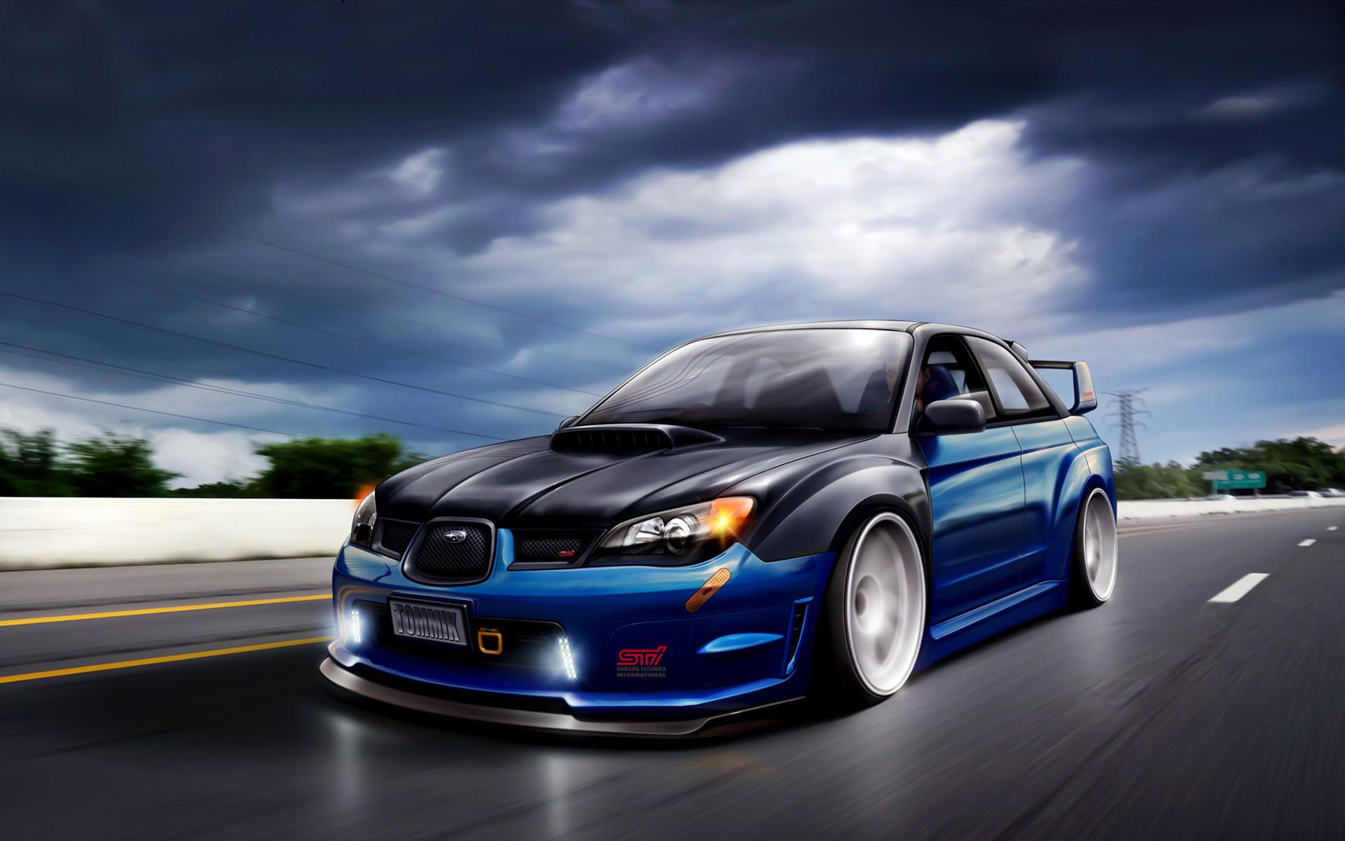 Subaru Impreza WRX STI Wallpaper Subaru Cars (83 Wallpapers) – HD Wallpapers