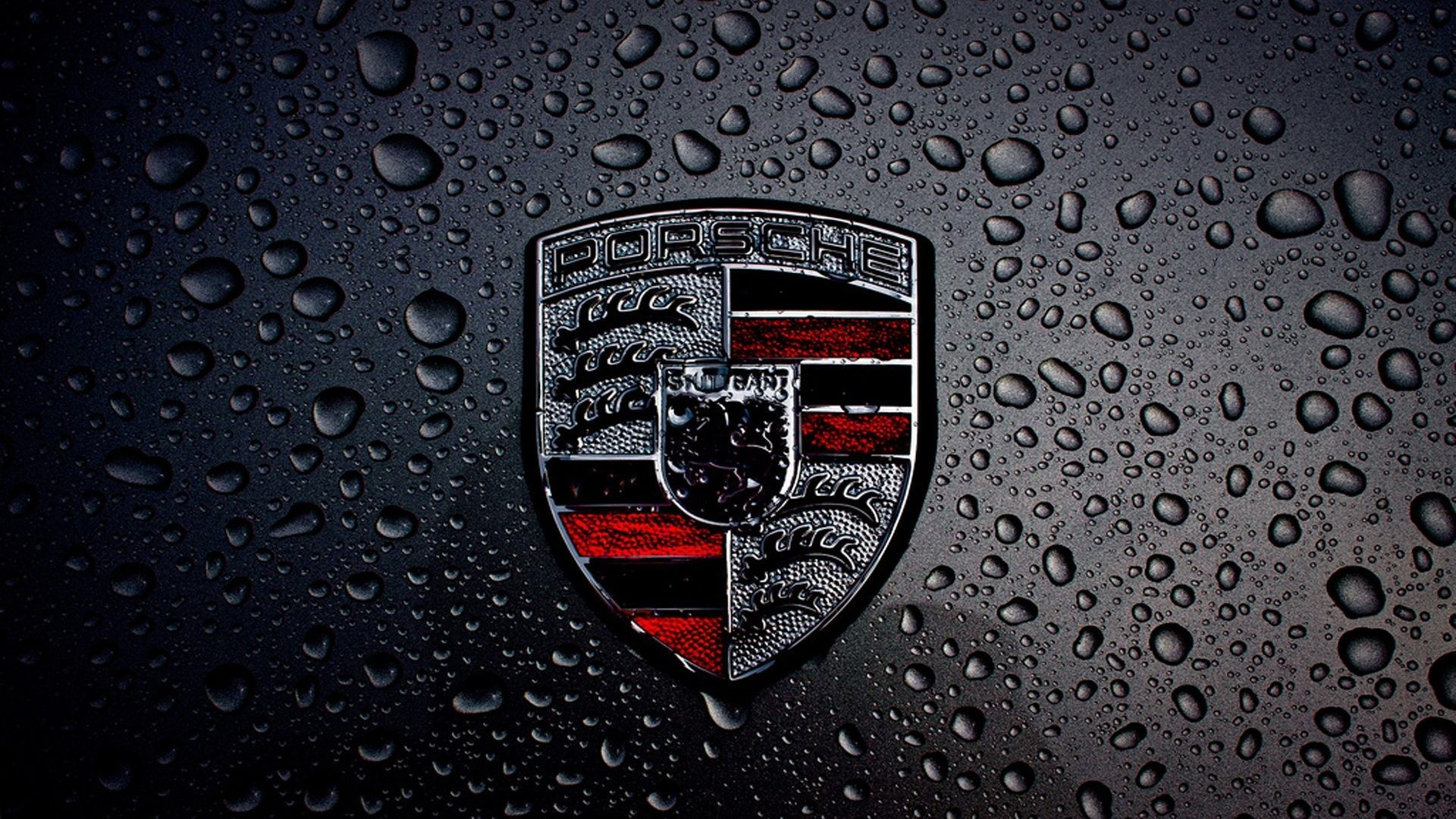 Porsche Logo Desktop Wallpaper HD