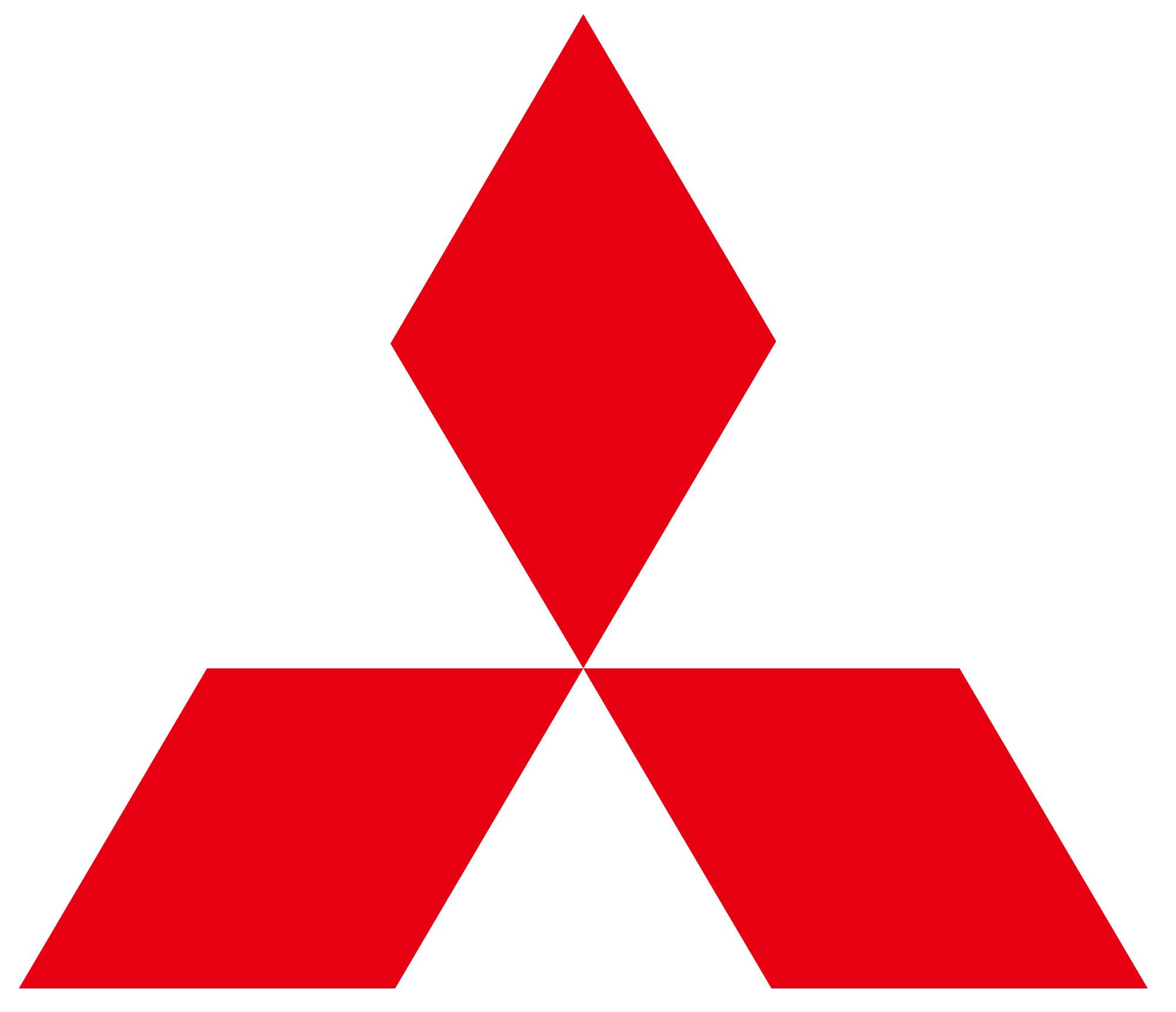 Mitsubishi logo.svg