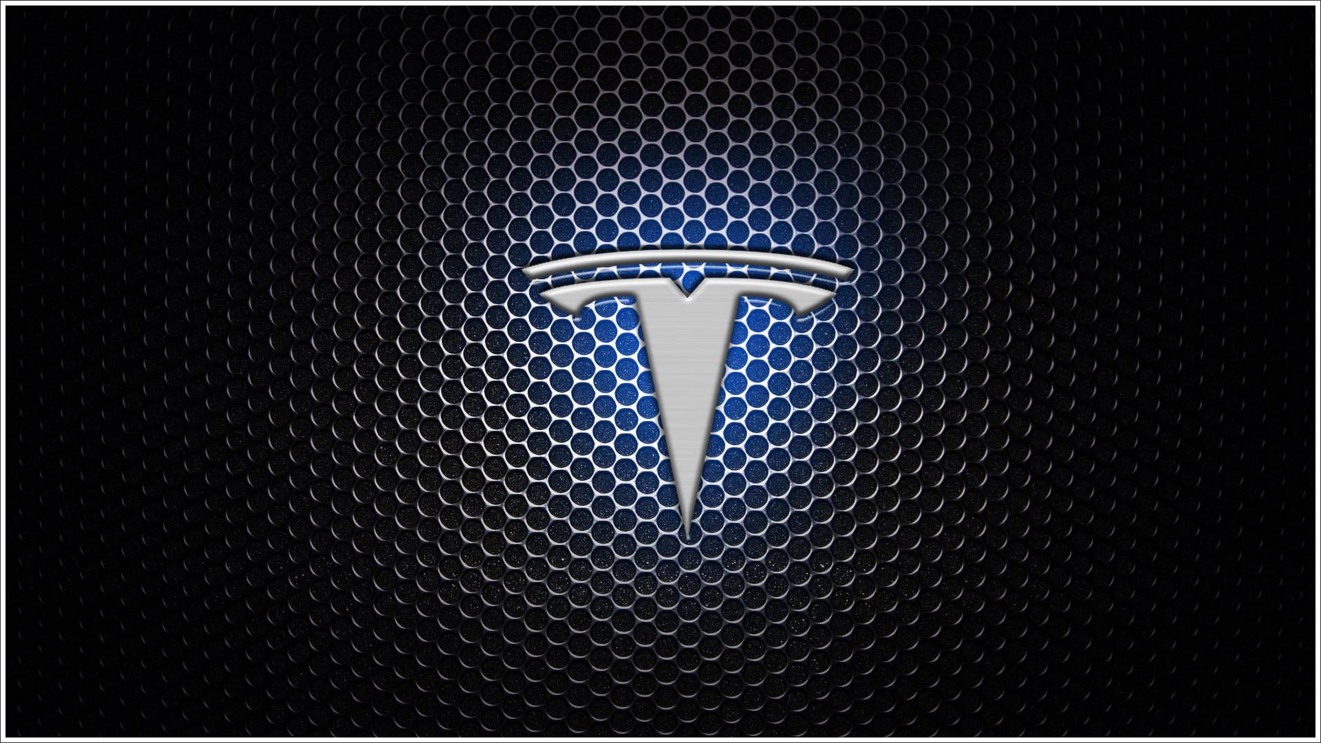 Tesla logos