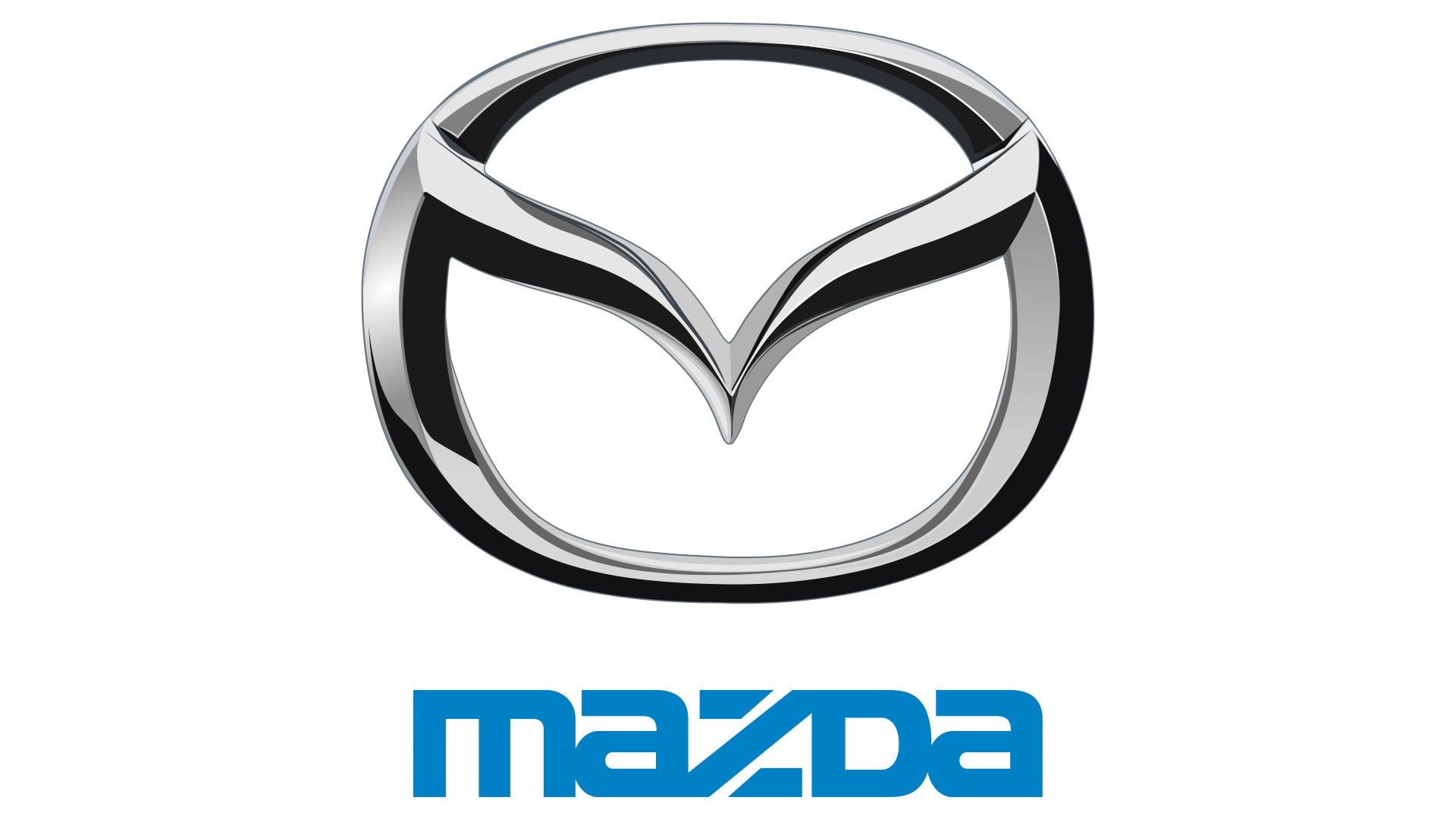 Mazda · Suzuki logo