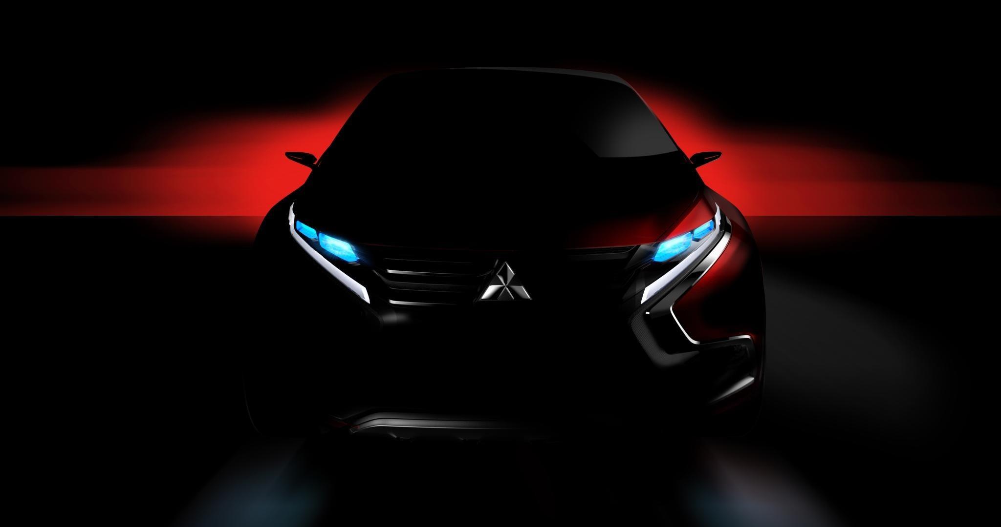 Mitsubishi Concept at Geneva Motor Show 2015 …