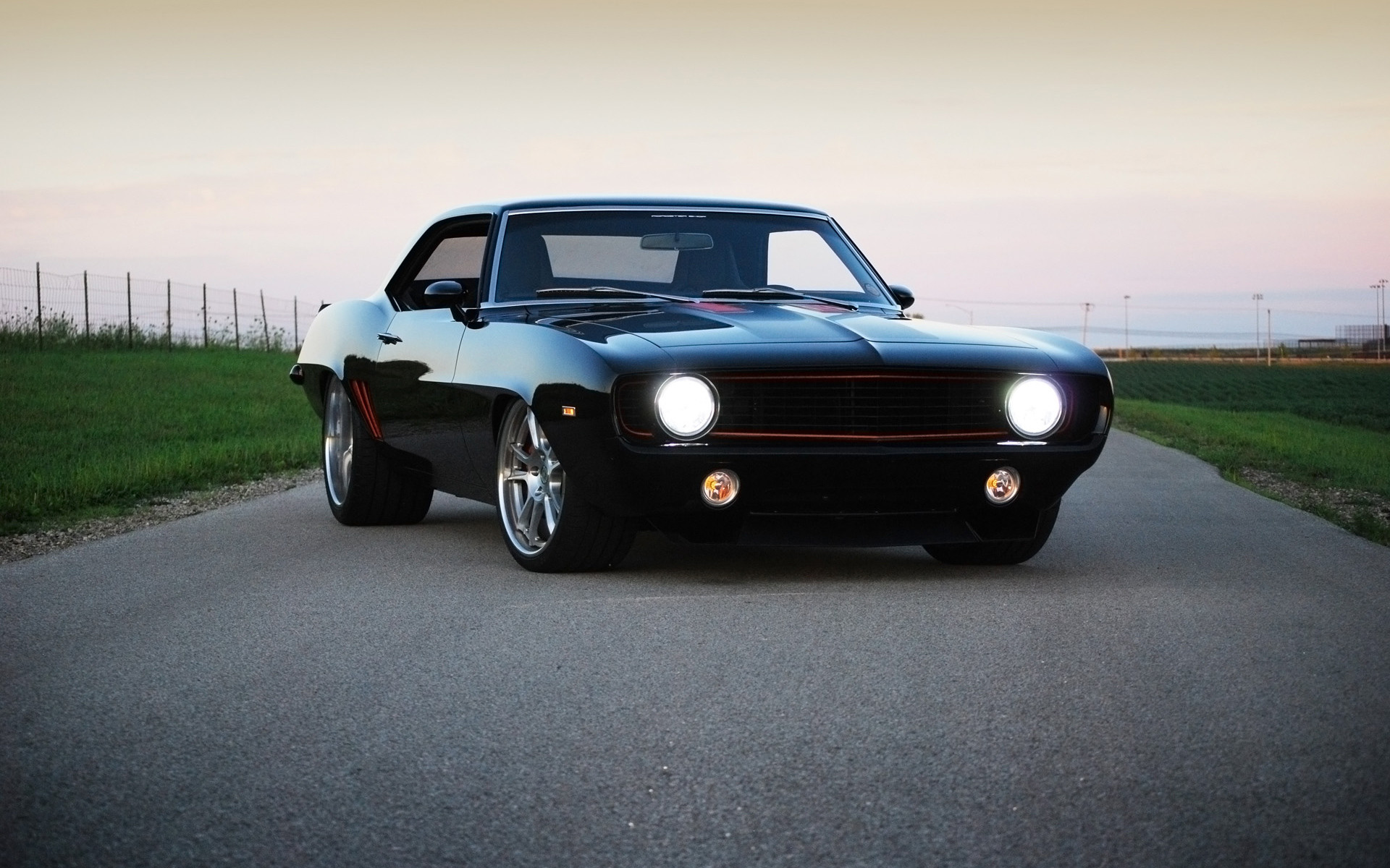 1969 Chevrolet Camaro SS Wallpaper | Wide Wallpaper Collections