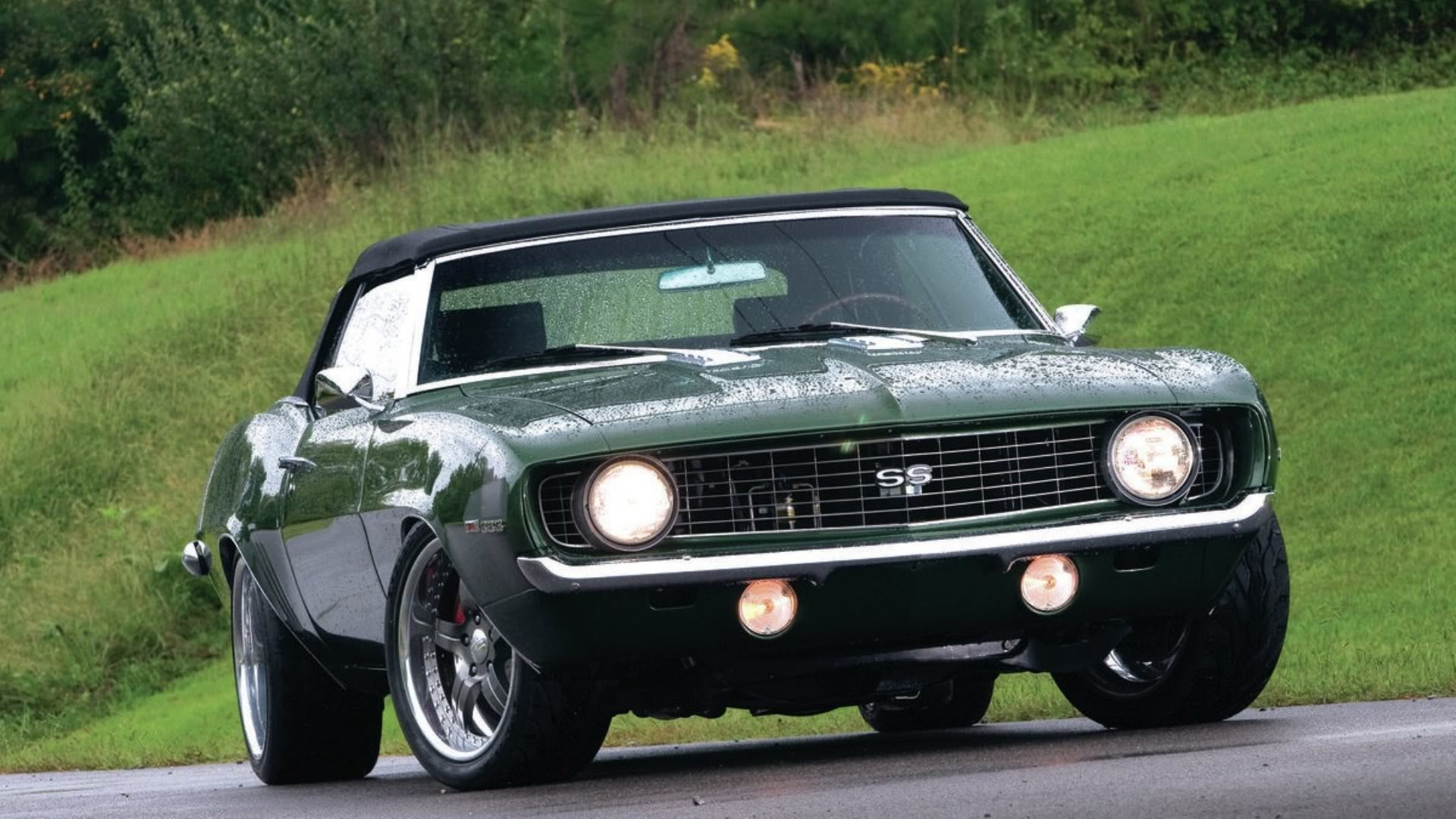 HD 1969 Camaro Wallpapers HD Wallpapers Backgrounds Images Art