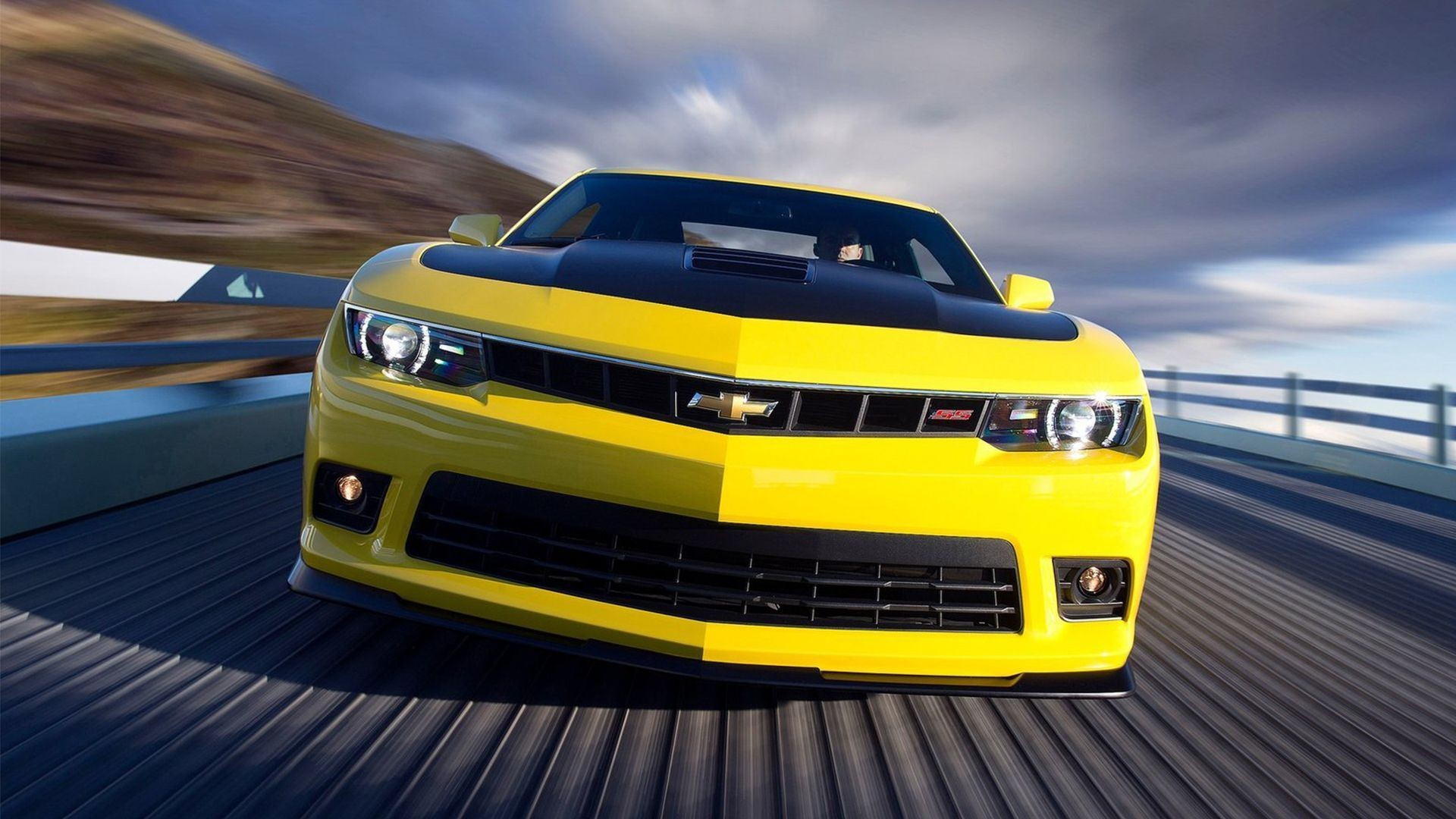 Chevrolet, Chevrolet Camaro, cars :: Wallpapers