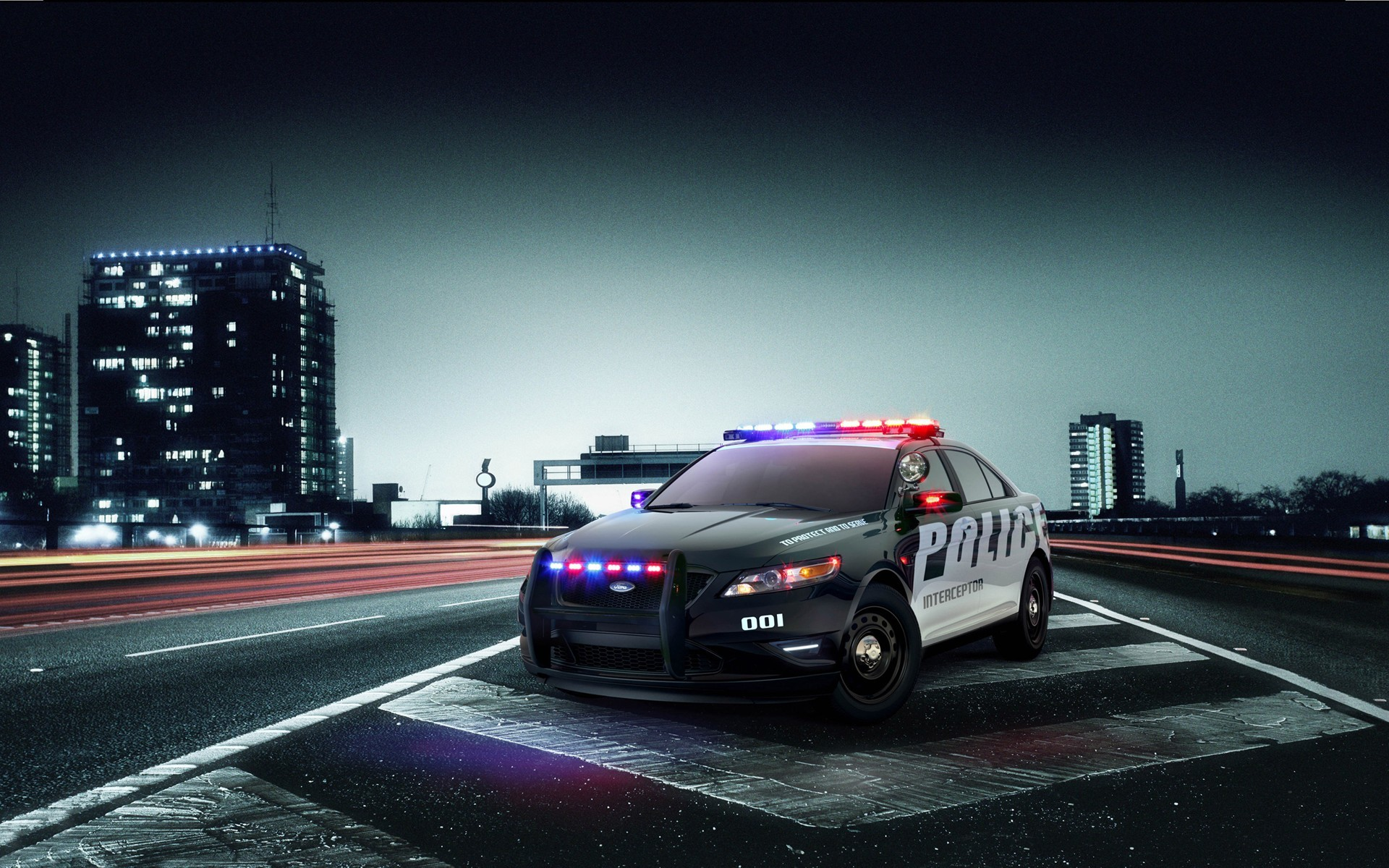 Ford Police Interceptor Wallpapers | HD Wallpapers