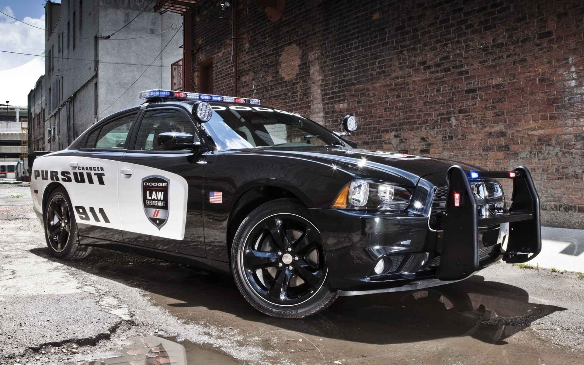 Wallpaper police, car, cool desktop | HD Desktop Wallpapers