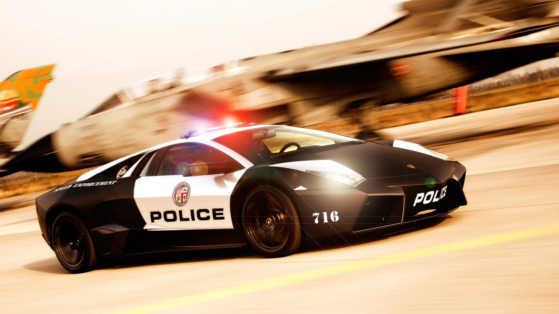 Preview wallpaper nfs, need for speed, police, airplanes, speed 1920×1080