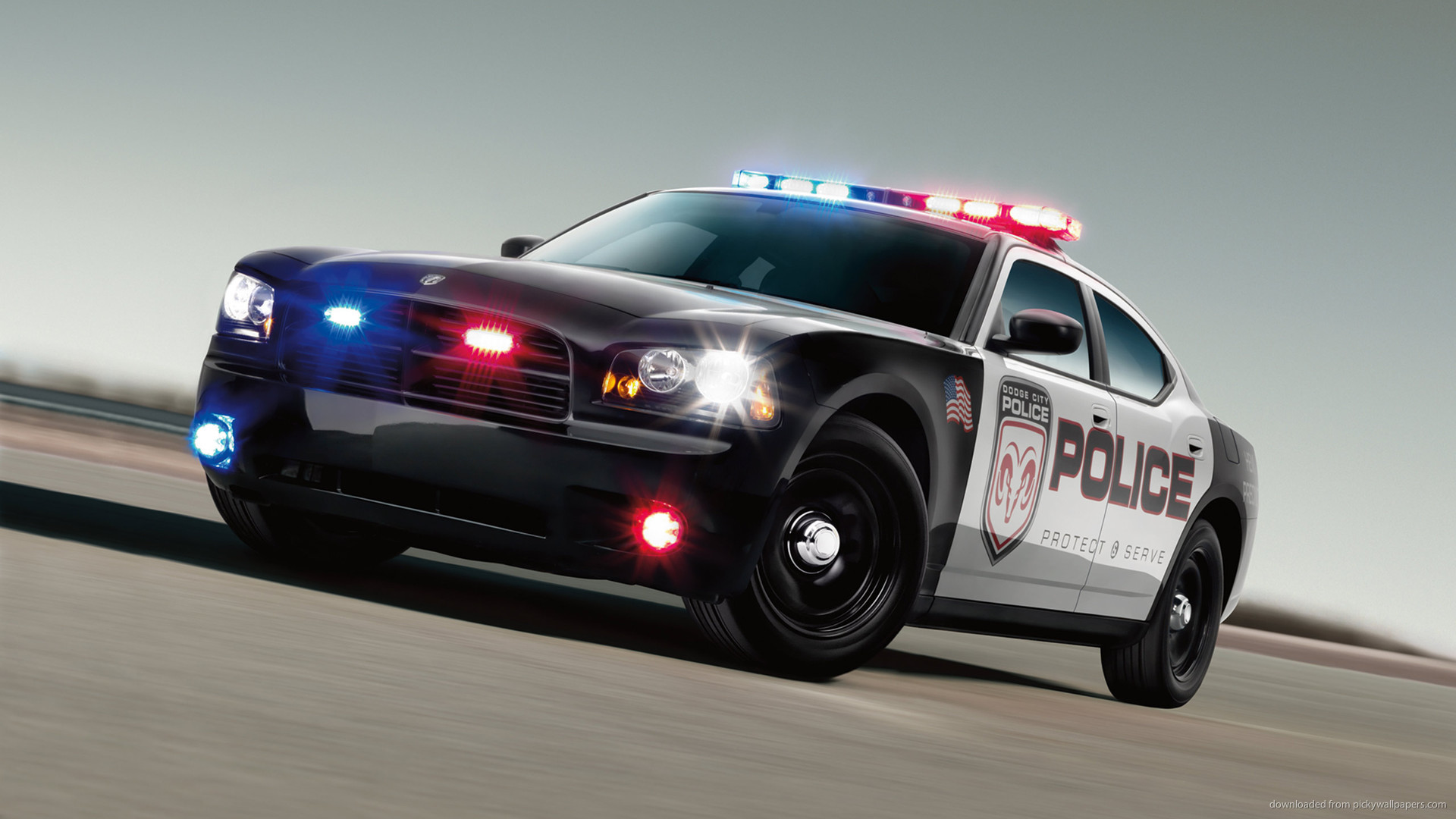High Definition Police Wallpaper – Full HD Background