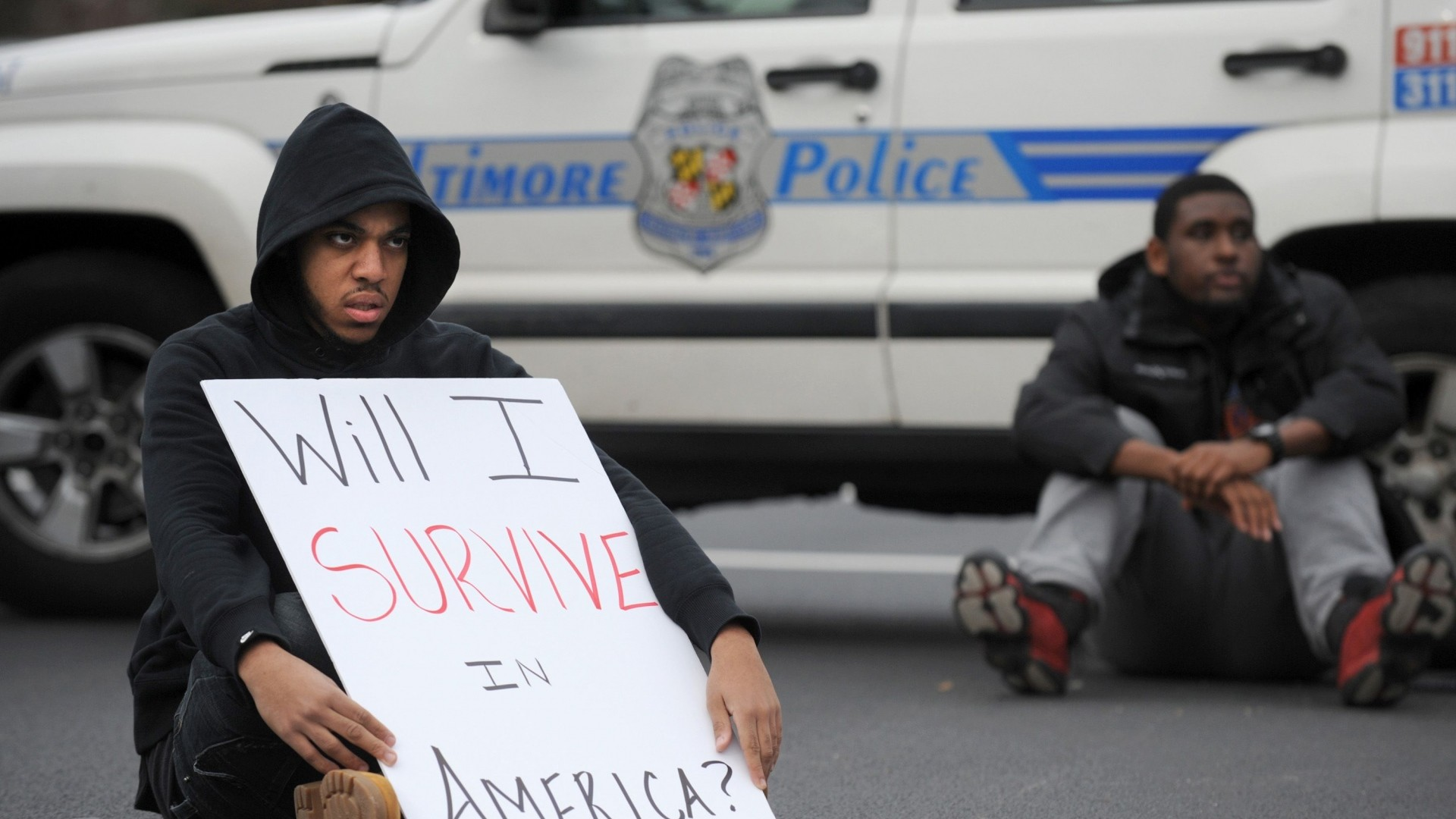Wallpaper freddie gray, 2015, baltimore, baltimore protest, police,  car