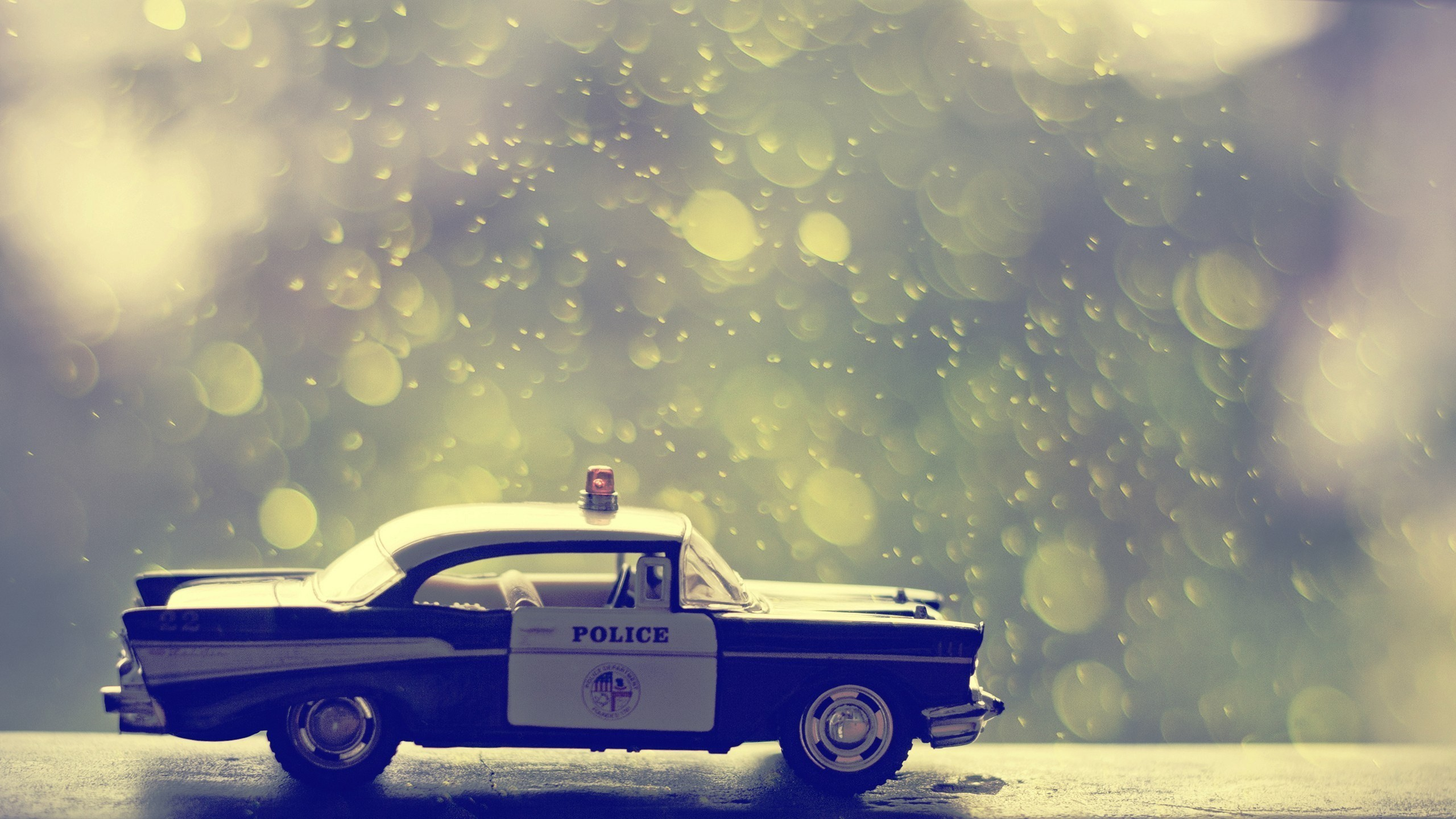 Toy Police Car | by photographyw on Photography Wallpapers