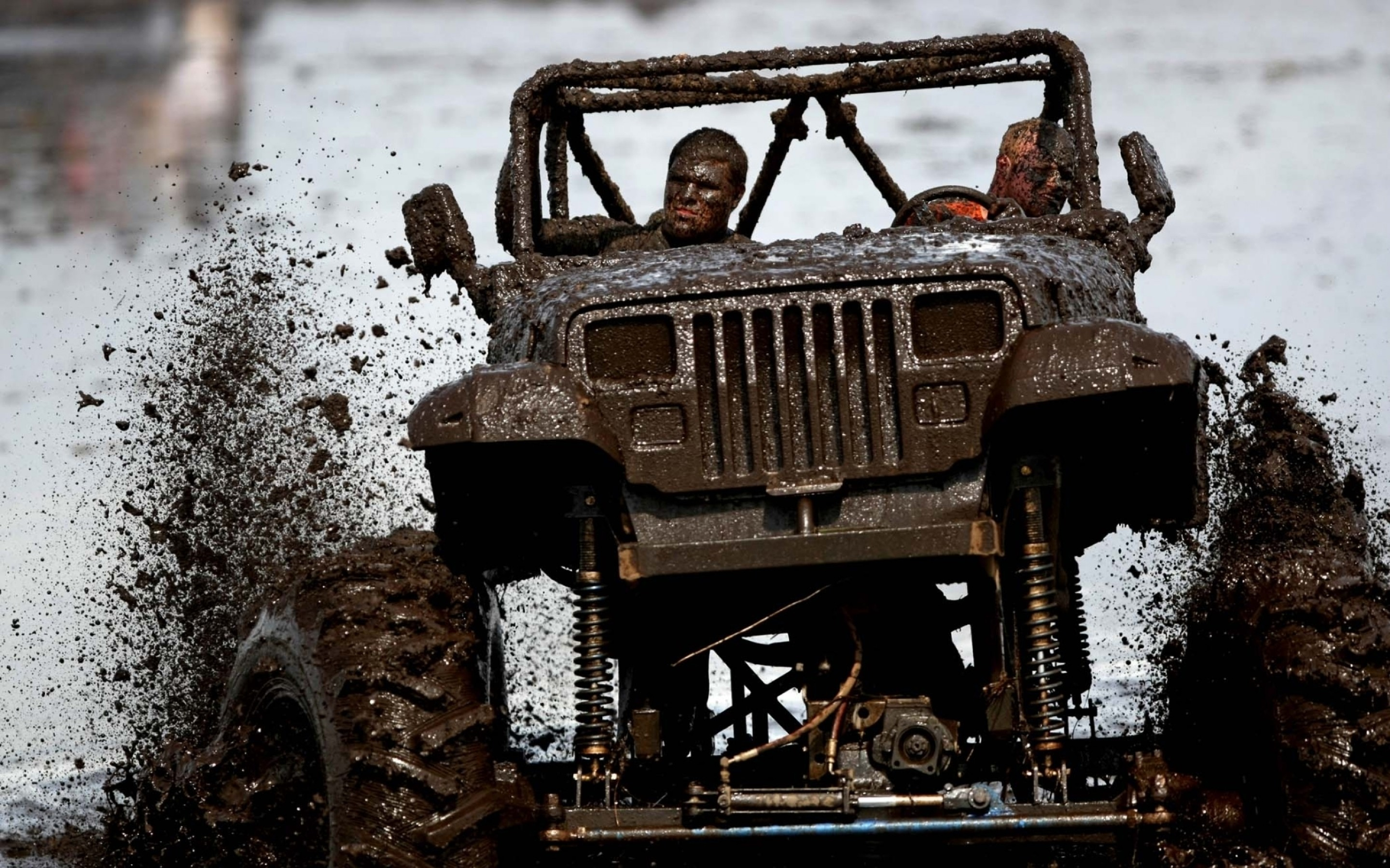 Jeep Wrangler 4a 4 Off Road Competition 4k Hd Wallpaper