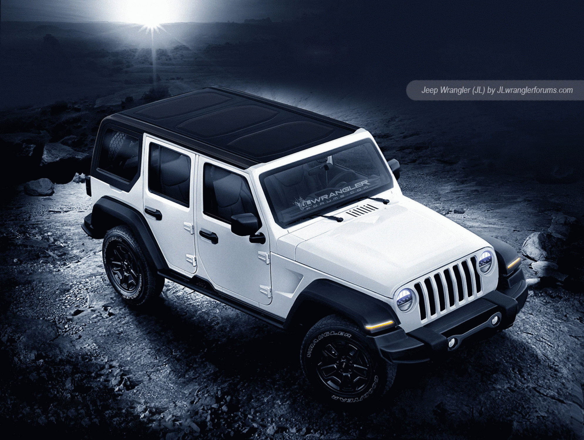 59+ Jeep Wrangler Wallpaper HD