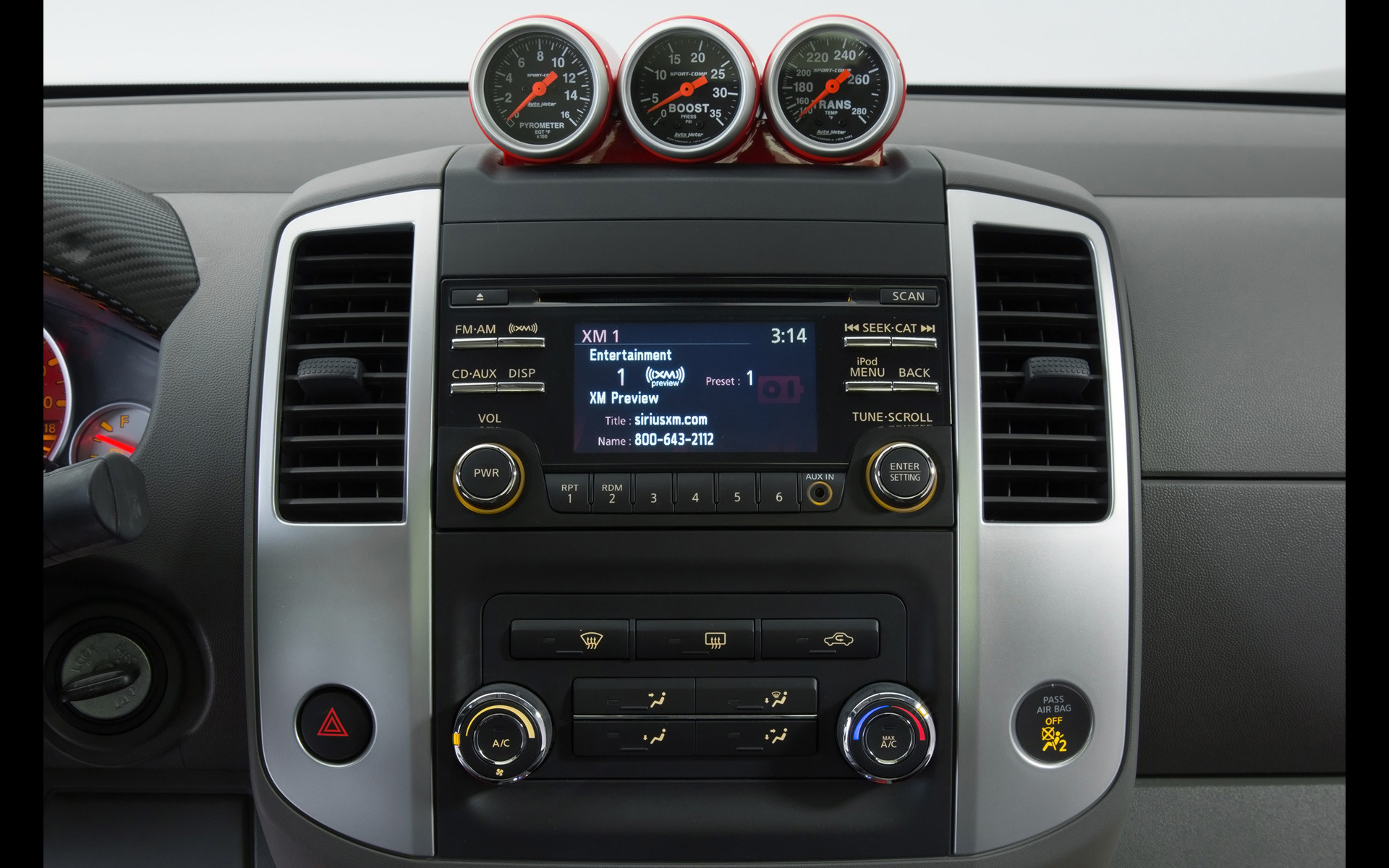 2014 Nissan Frontier Diesel Runner Powered by Cummins – Interior – 5 –  – Wallpaper