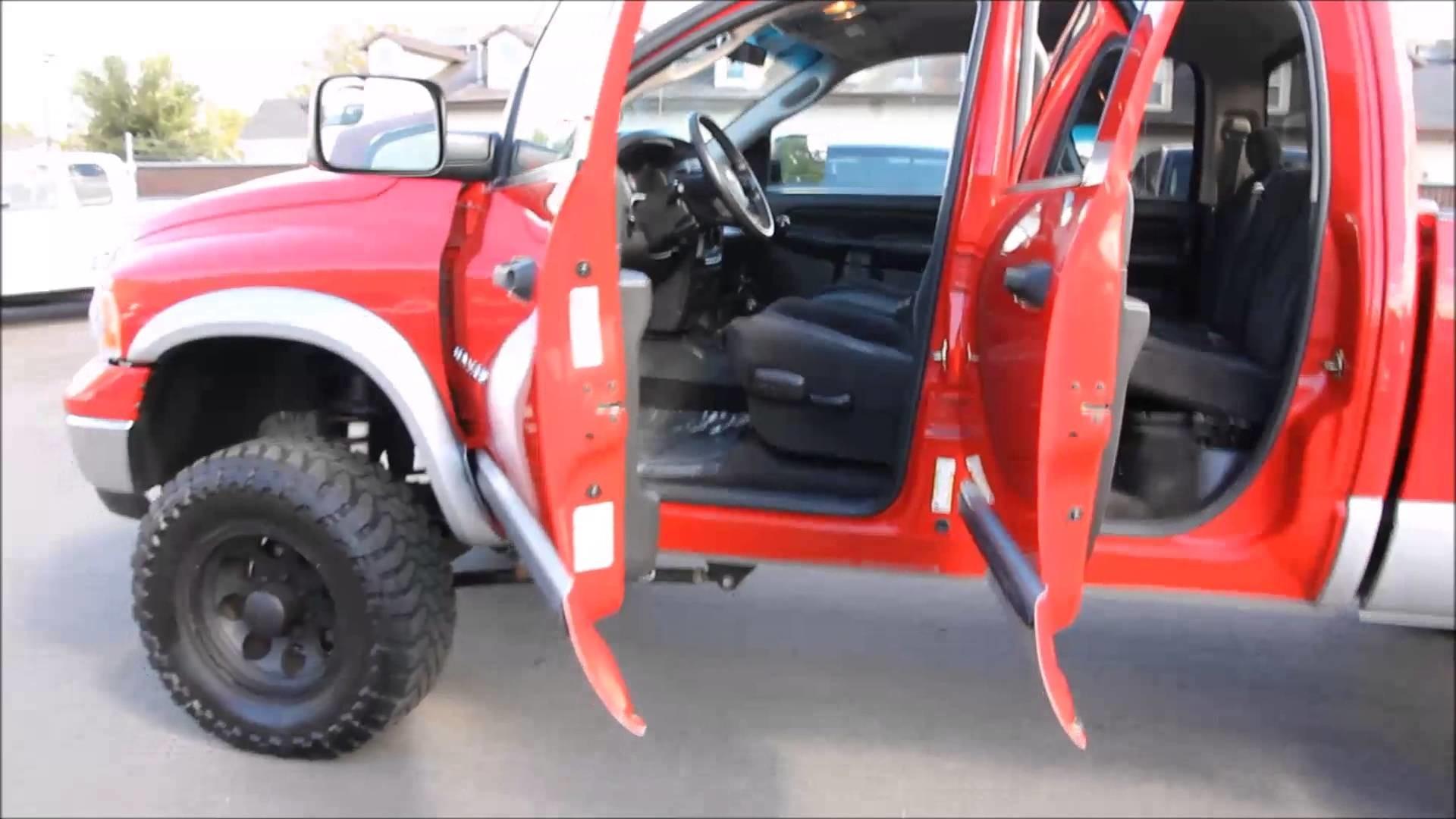 2005 Dodge Ram 2500HD 4×4 5.9L CUMMINS DIESEL 6-SPEED MANUAL – Autos Inc