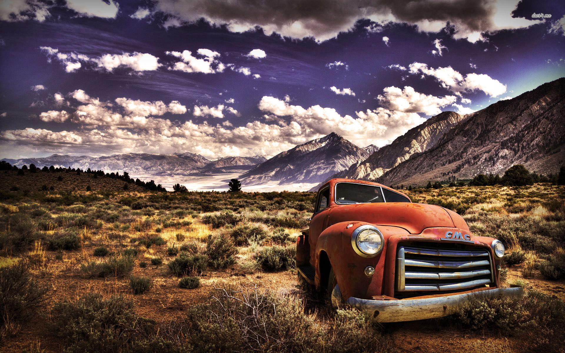 Chevy Truck Wallpaper