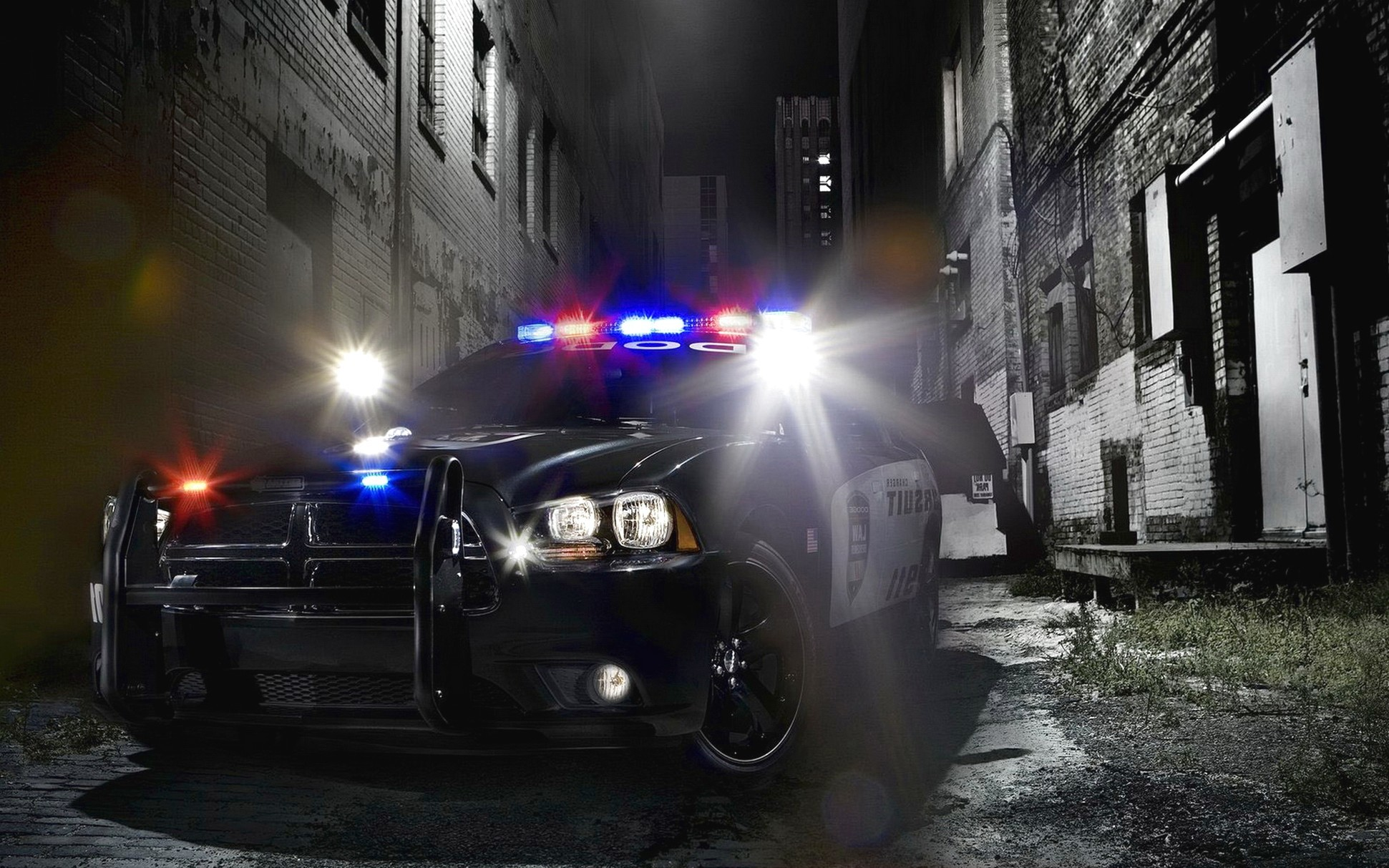 Police Car Wallpaper Background Hd by Carpichd