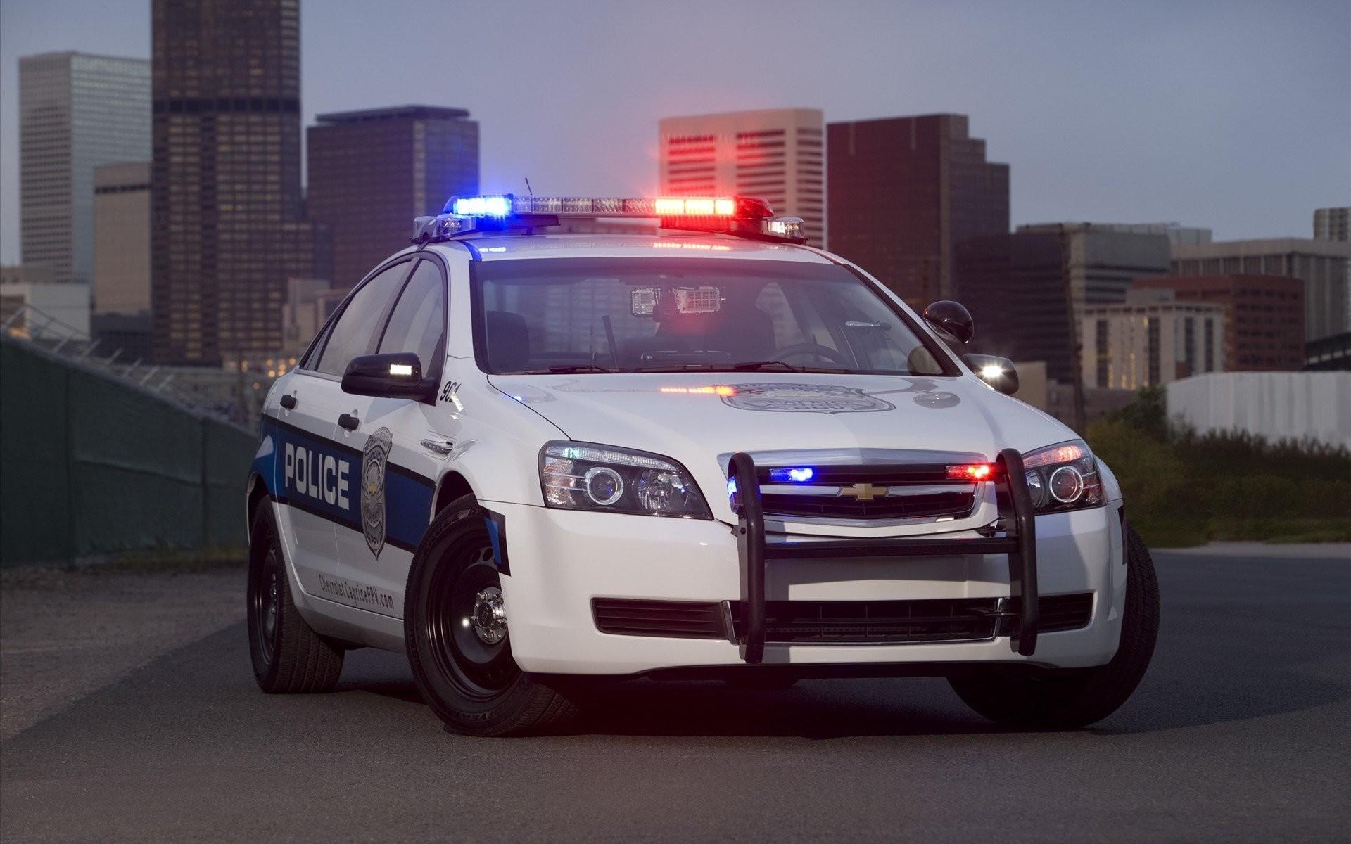 Chevrolet Caprice Police …