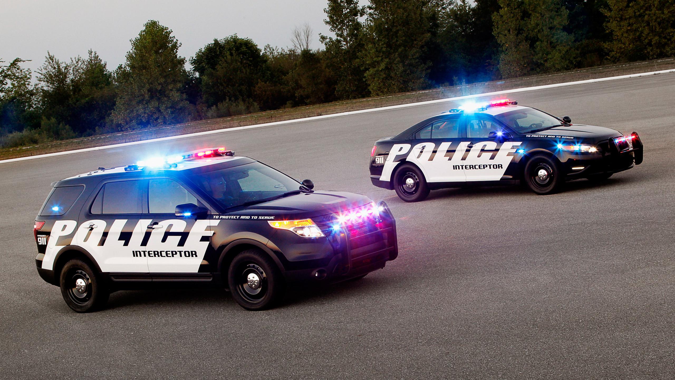 2014 Ford Police Interceptors