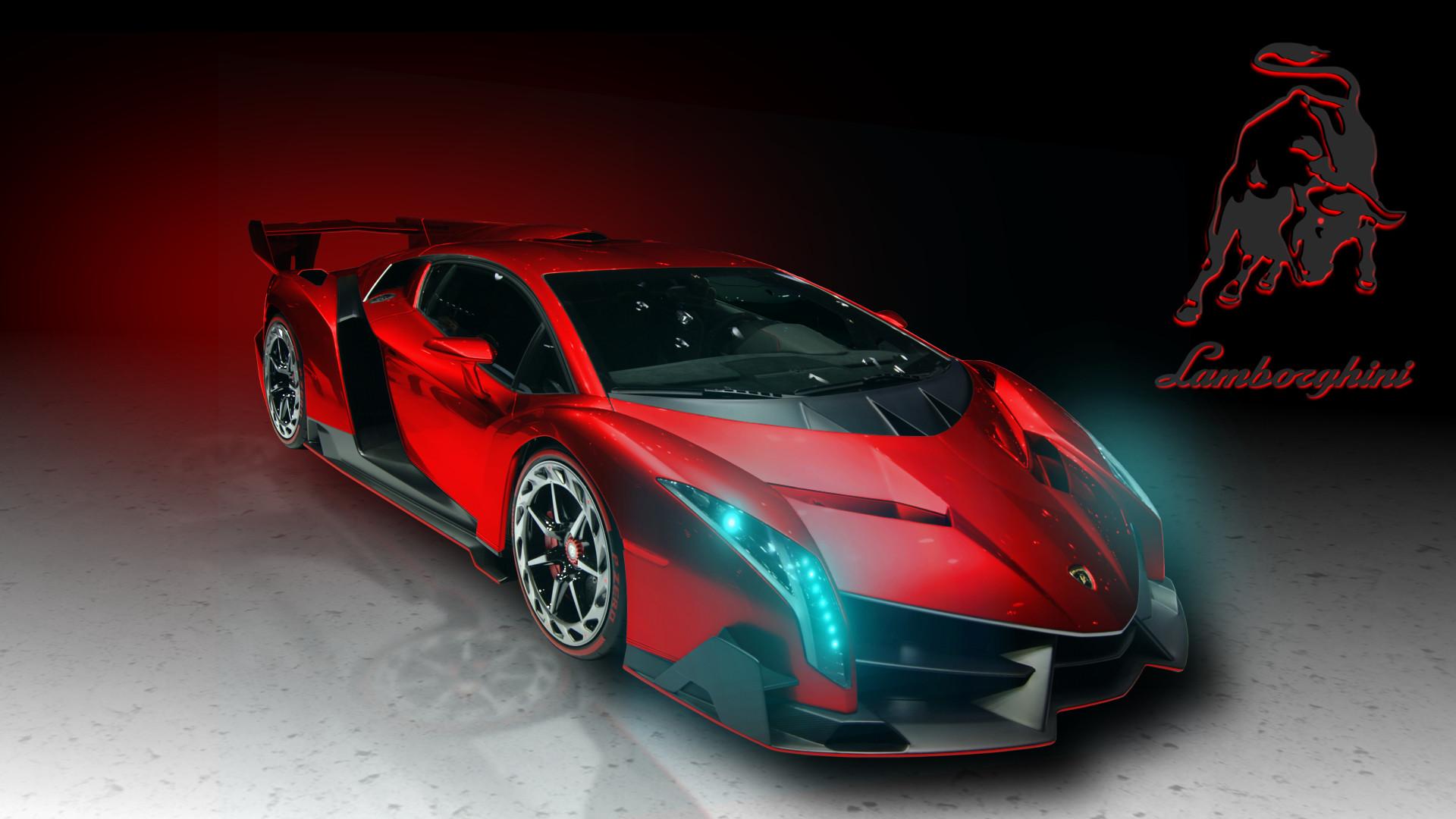 Lamborghini Veneno HD Wallpapers.