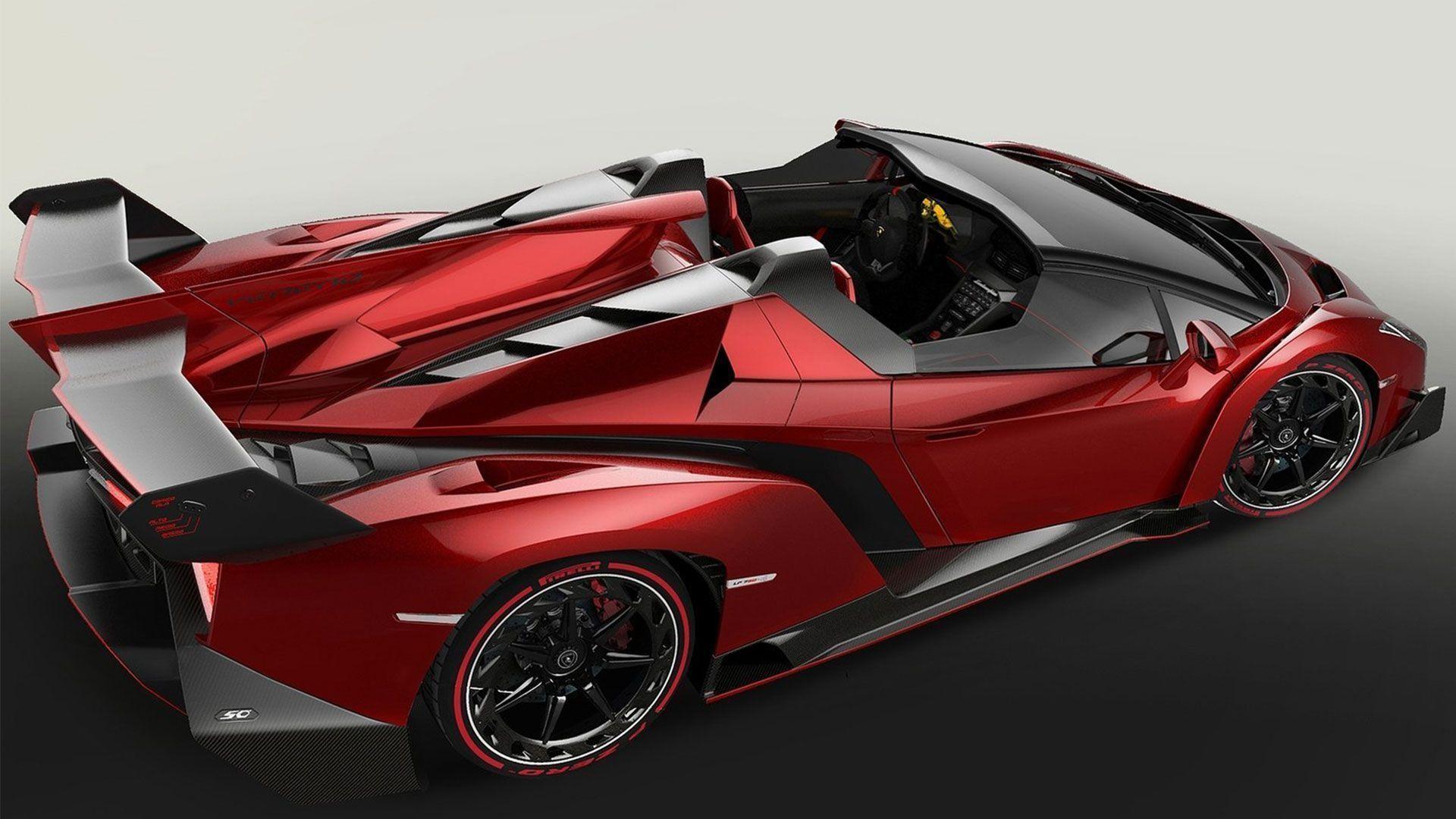 2015 Lamborghini Veneno Wallpaper Full HD (