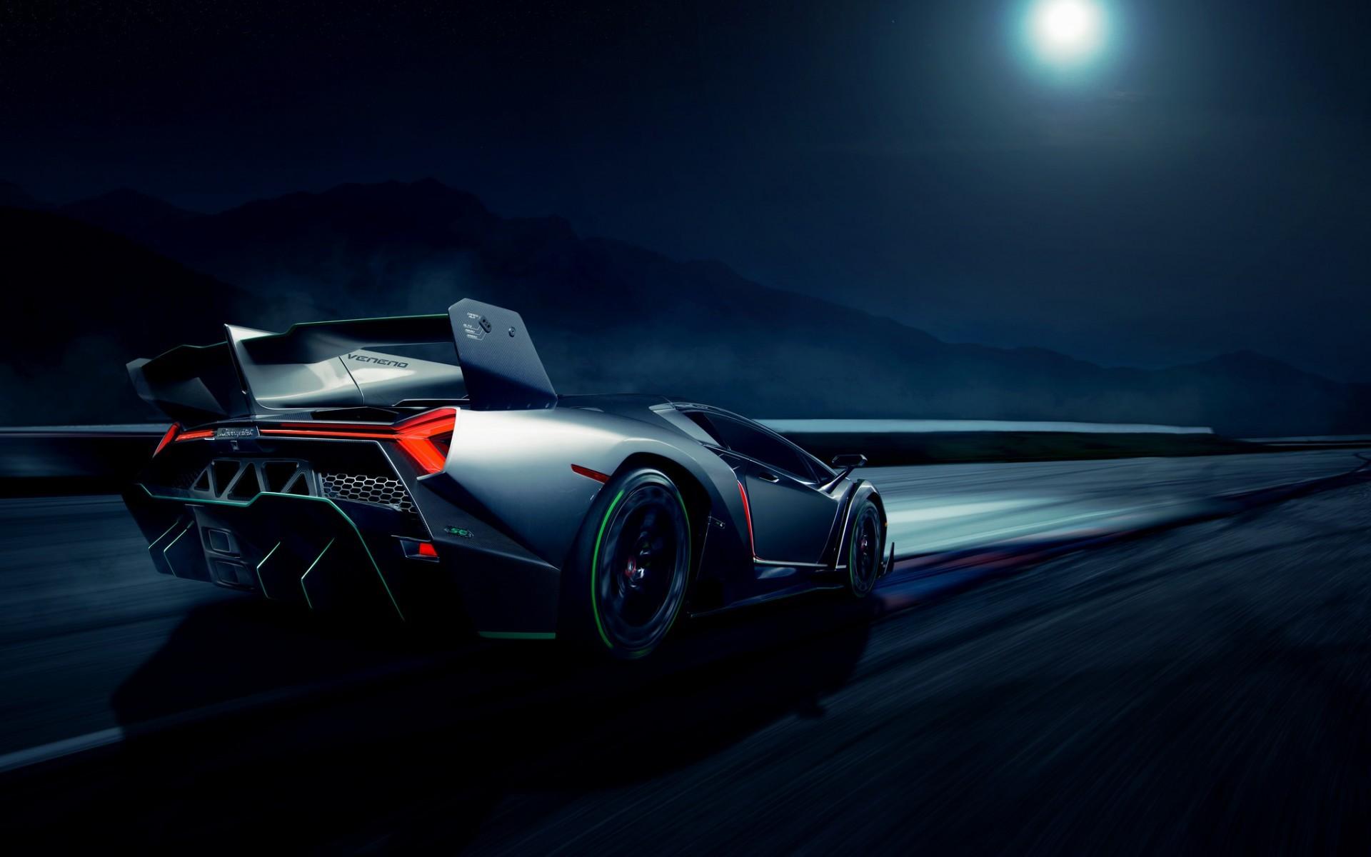 Automotive / Cars / Lamborghini Veneno Wallpaper