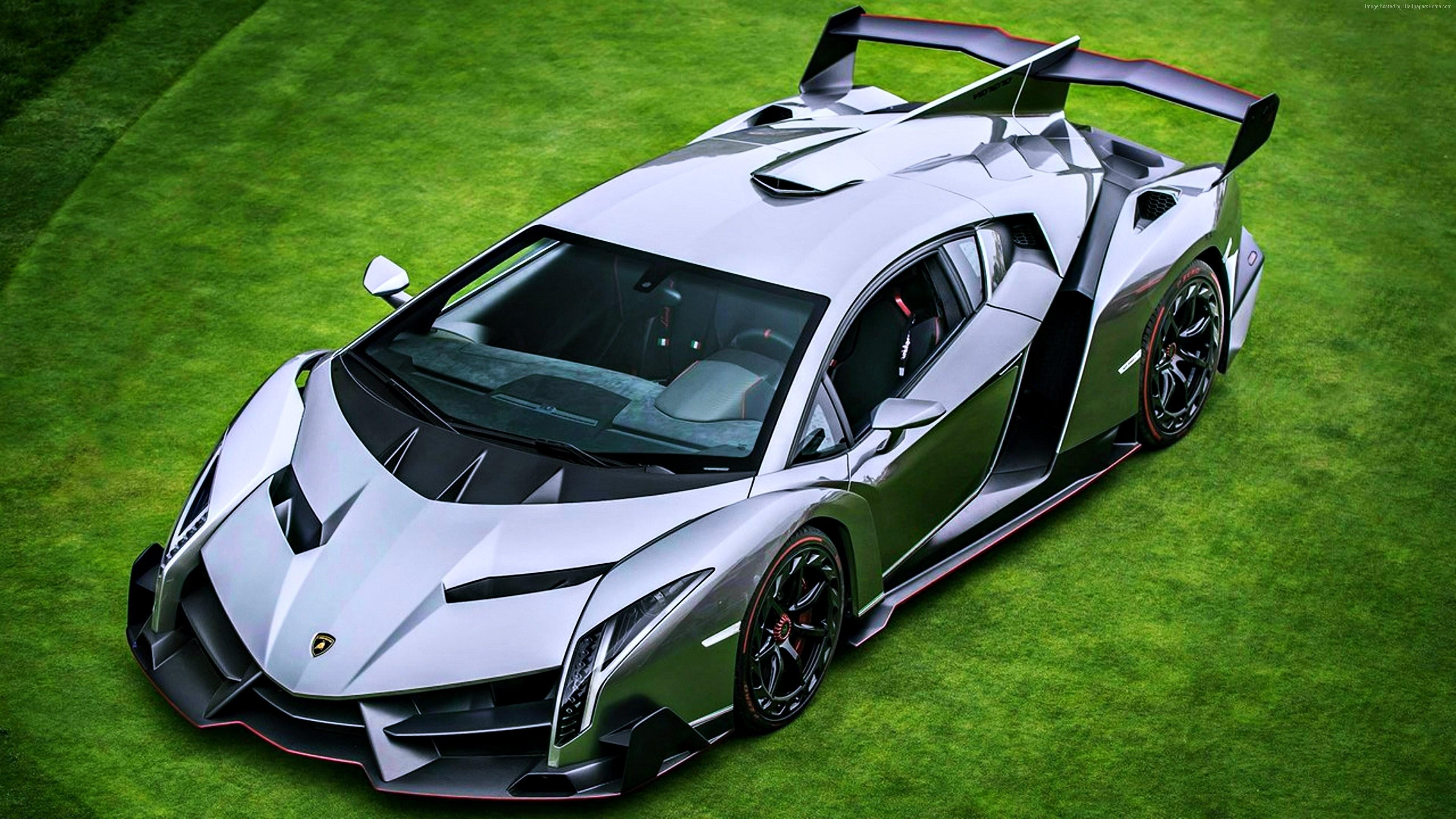 Lamborghini Veneno, supercar, Concept car (horizontal) …