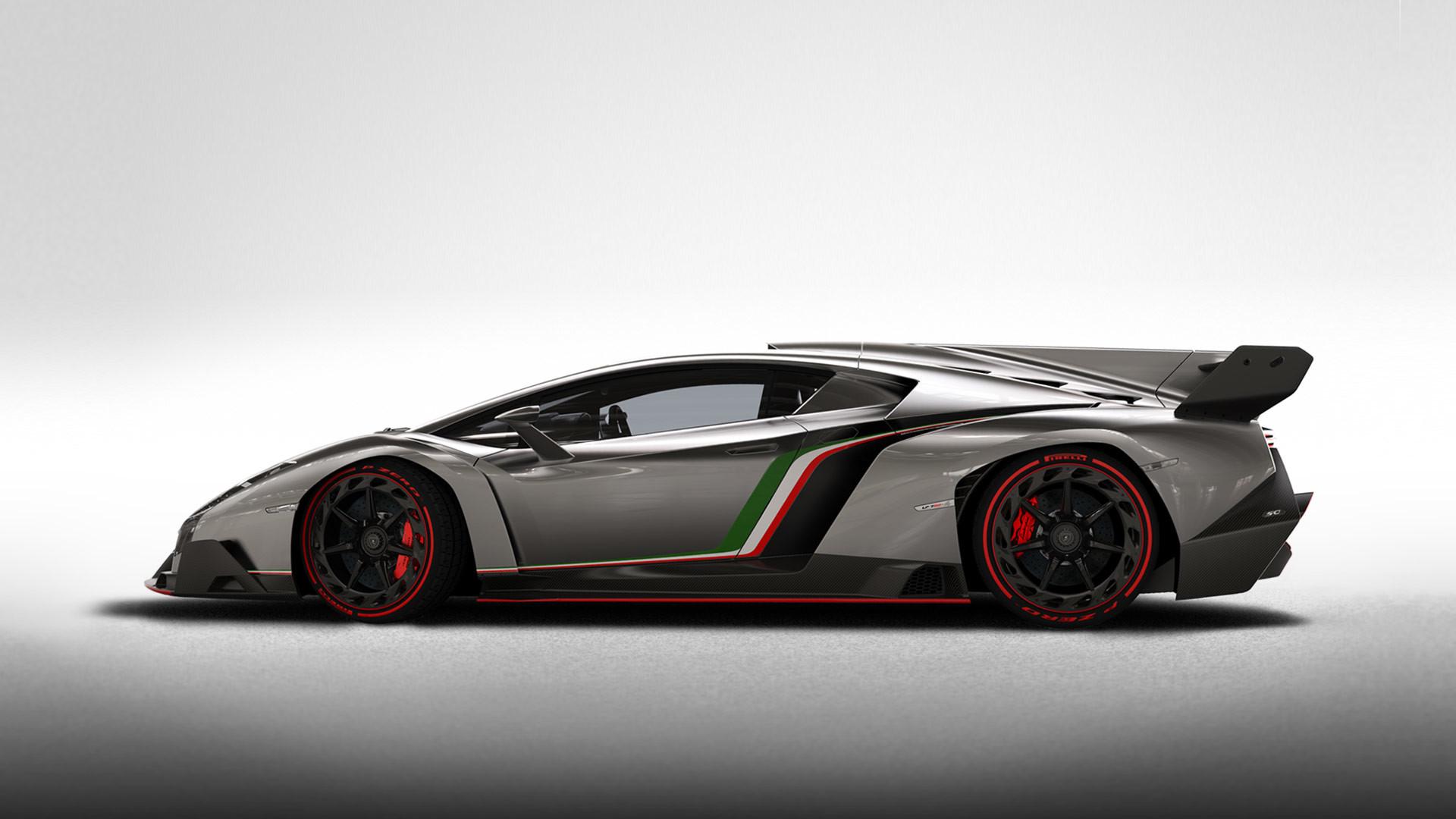 Lamborghini Veneno HD Wallpapers