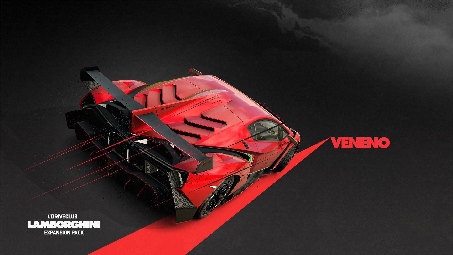 Lamborghini, Lamborghini Veneno, Driveclub, Video Games, Mid engine,  Italian Cars Wallpapers HD / Desktop and Mobile Backgrounds