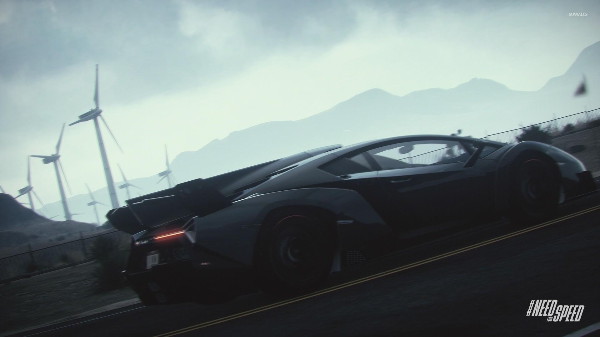 Lamborghini Veneno – Need for Speed: Rivals [3] wallpaper