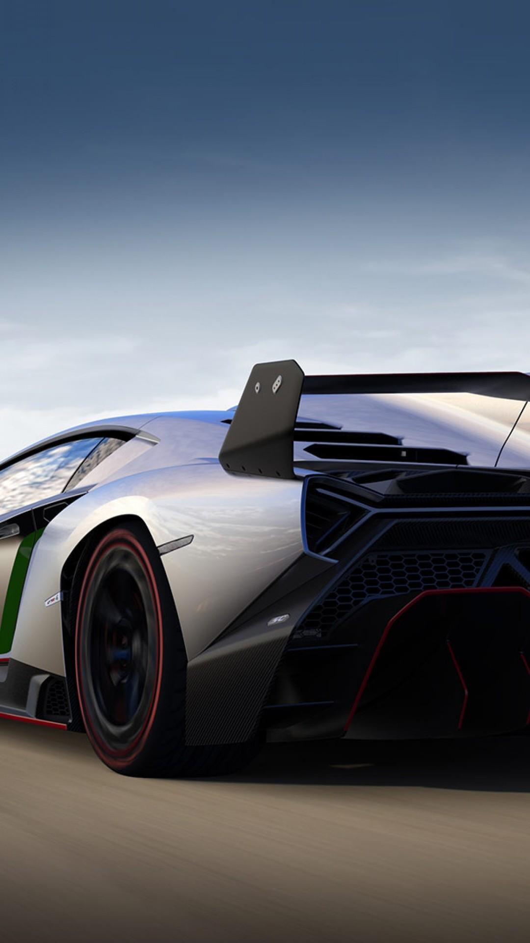 Lamborghini Veneno Iphone Wallpaper Auto Datz