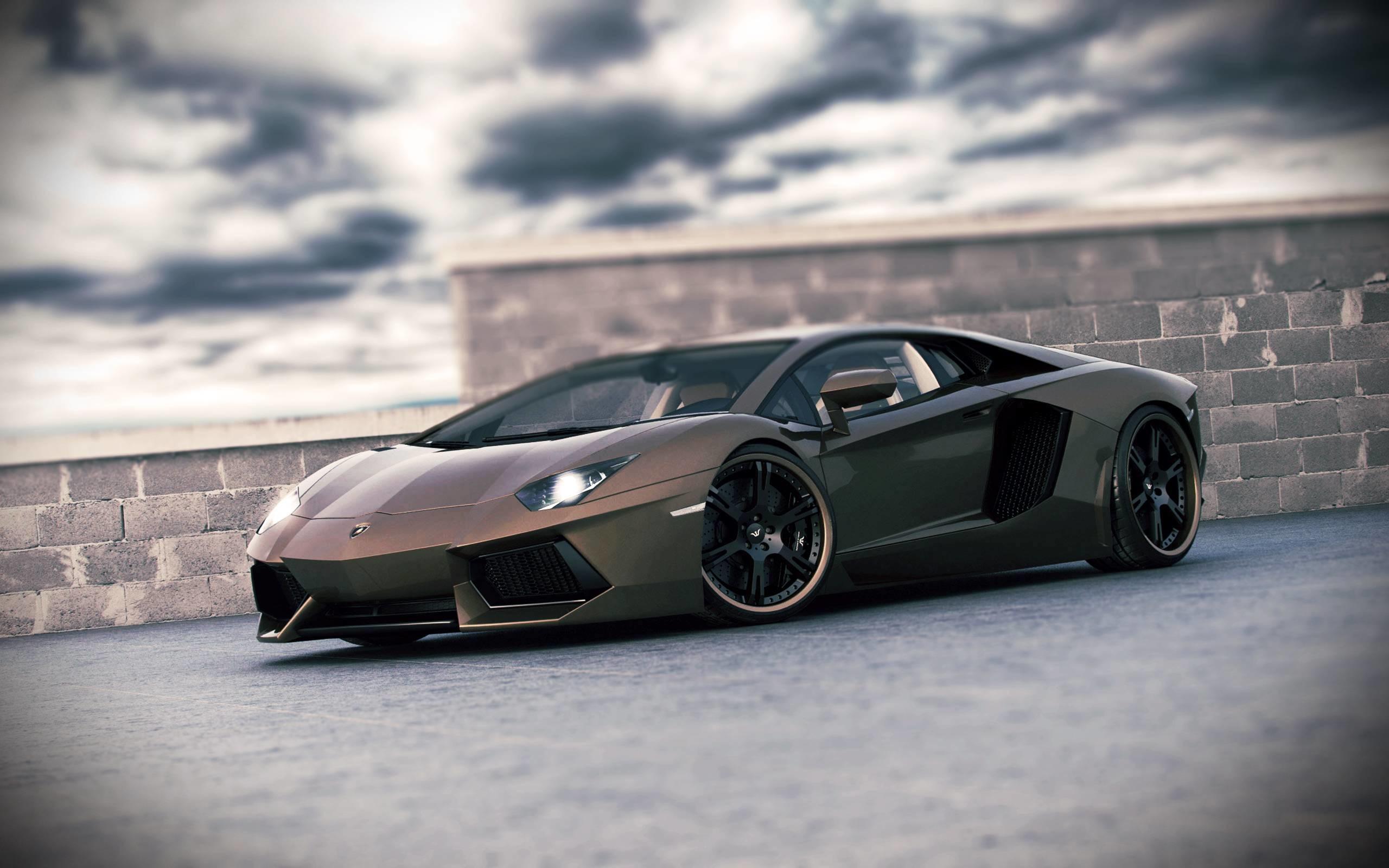 Lamborghini Wallpaper 4 6415 HD Wallpaper | Wallroro.