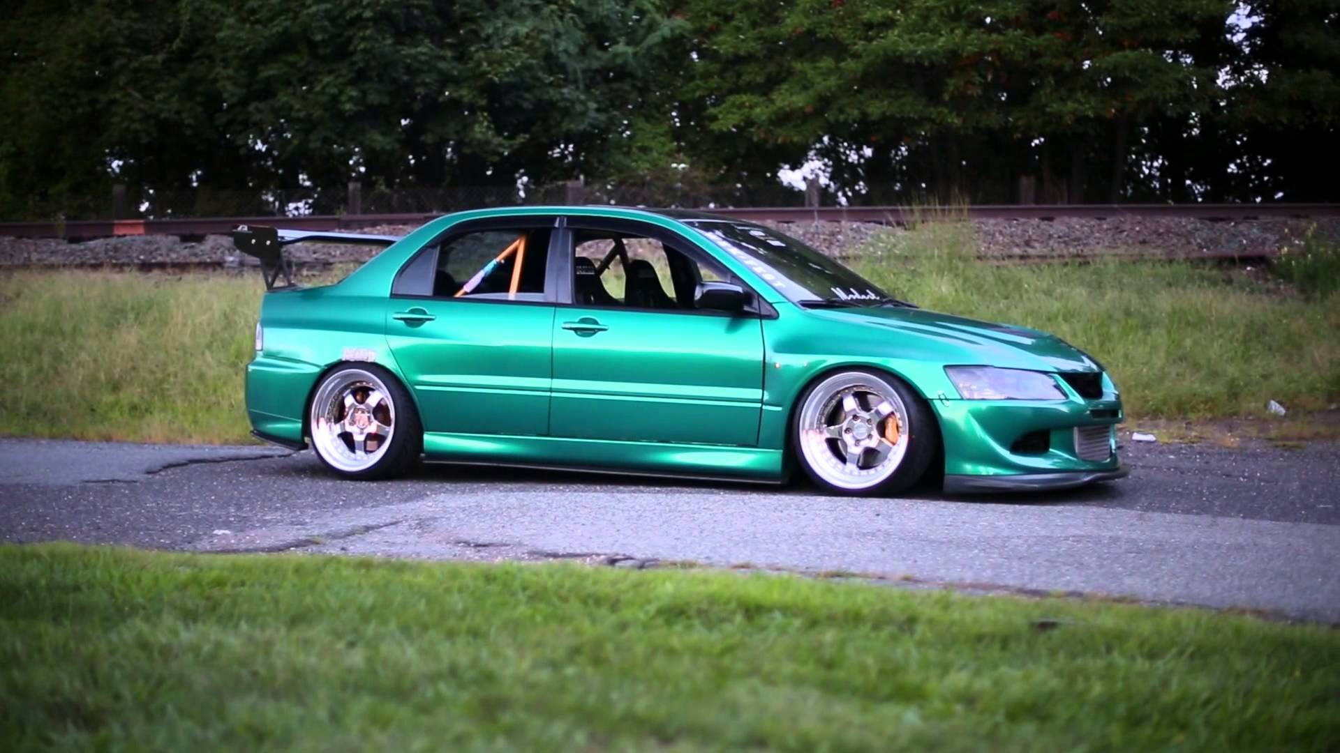 Evo 8 Stance Nation