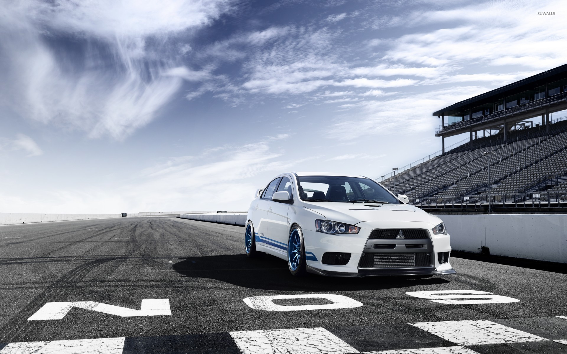 Mitsubishi Lancer Evolution [9] wallpaper jpg