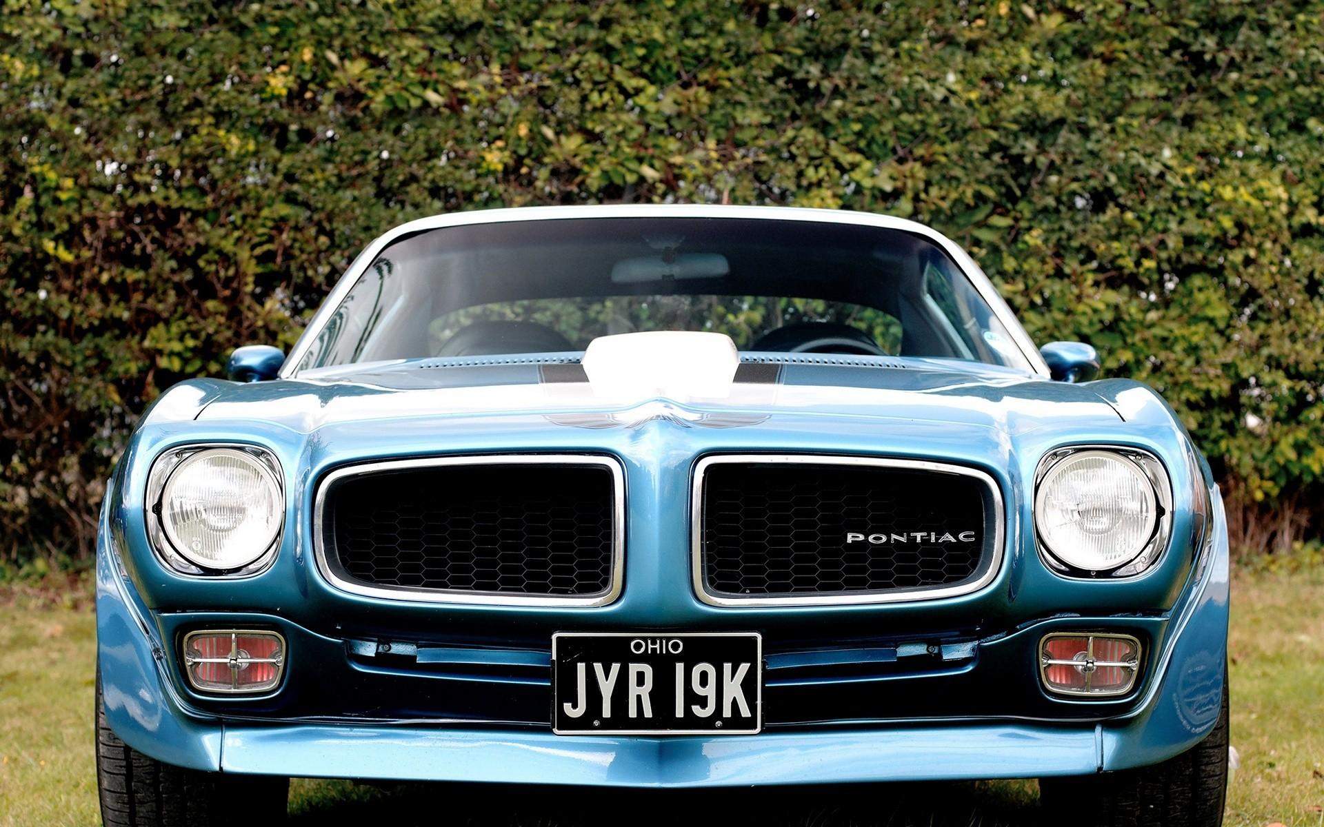 3 Pontiac Firebird Trans Am HD Wallpapers | Backgrounds – Wallpaper Abyss