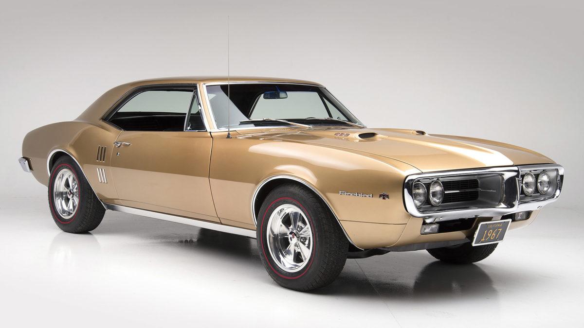 1967 Pontiac Firebird 400 picture