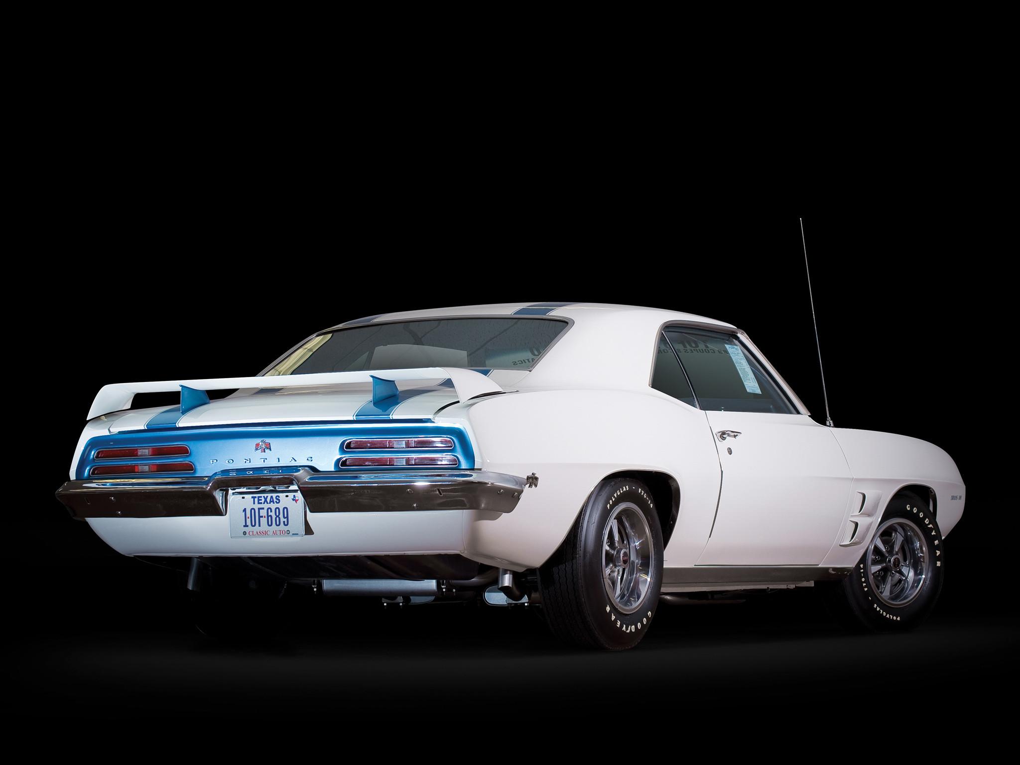 1969 Pontiac Firebird Trans-Am Coupe muscle classic g wallpaper …