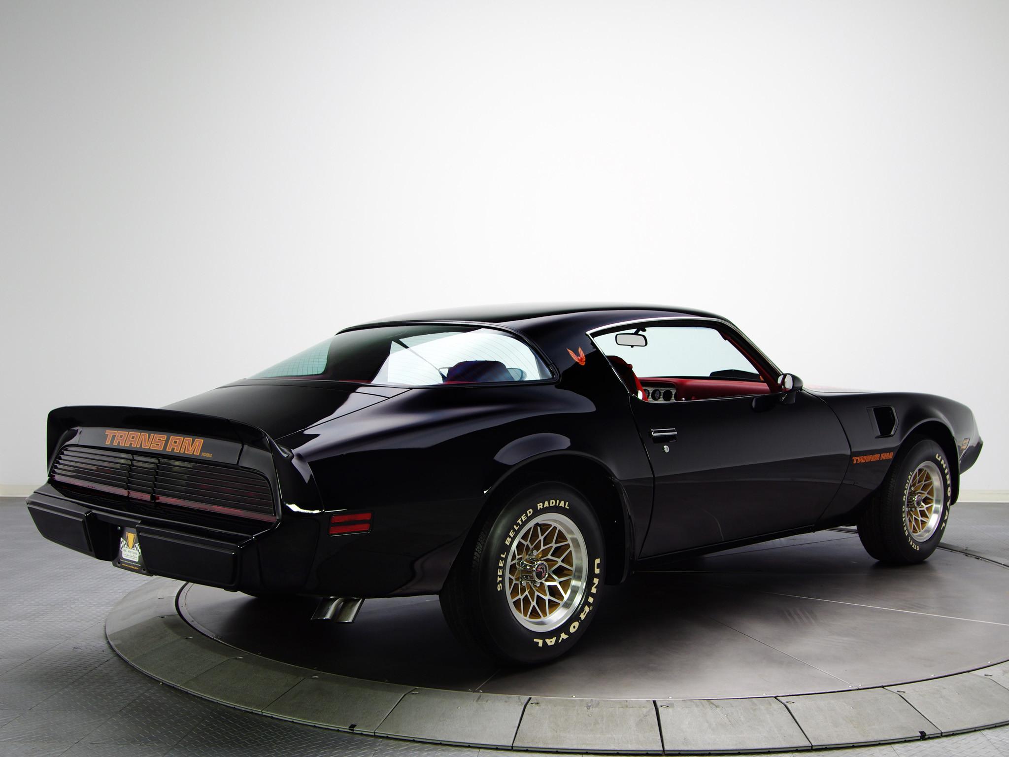 1979 Pontiac Firebird Trans-Am 6-6 L80 muscle classic trans wallpaper |  | 116085 | WallpaperUP