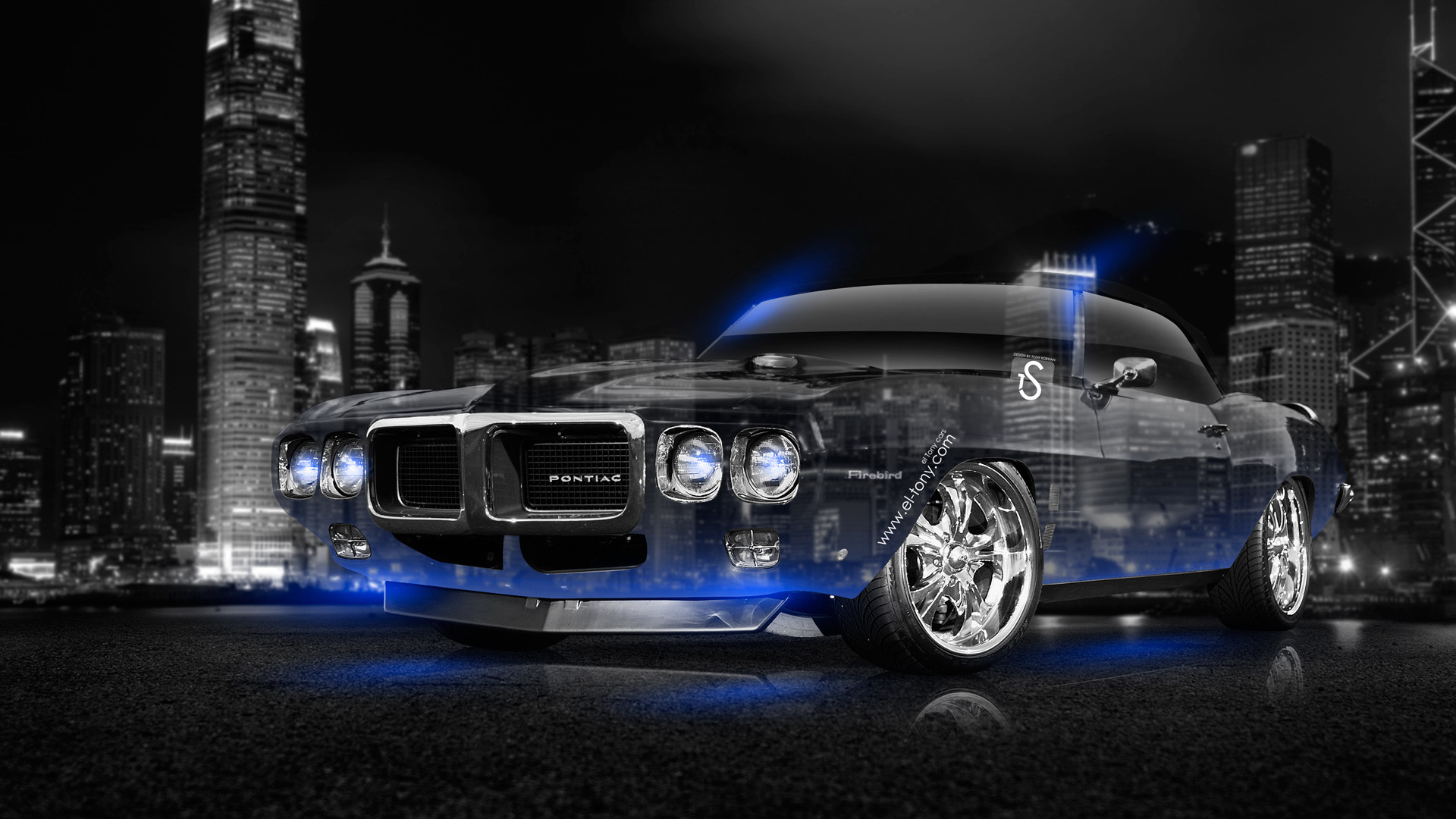 Pontiac-Firebird-Muscle-Retro-Crystal-City-Car-2014- …