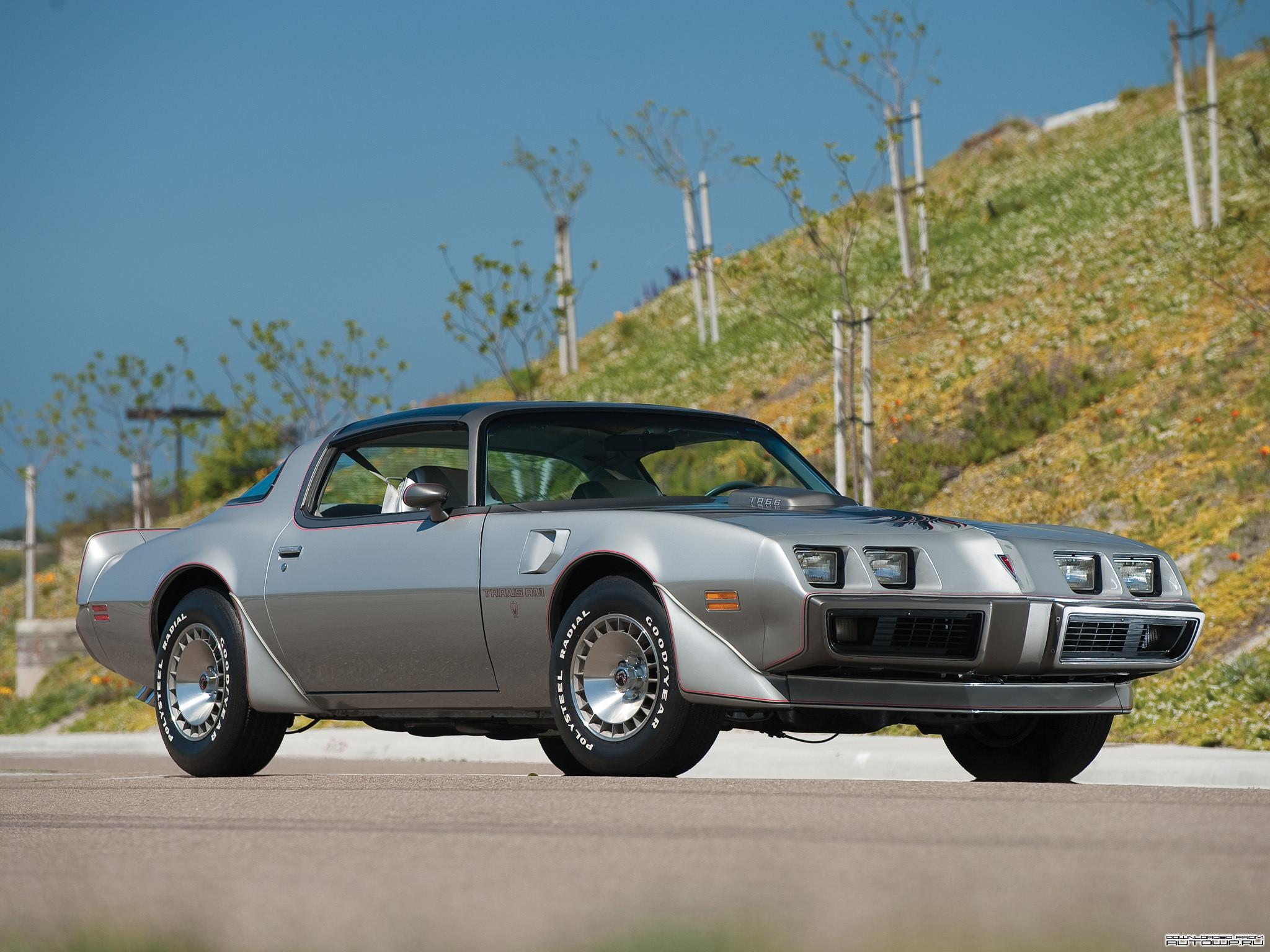 Pontiac Firebird Trans Am 10th Anniversary 1979