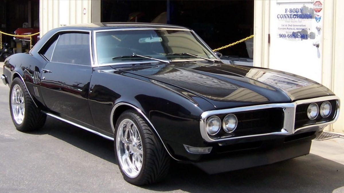 1968 Pontiac Firebird   Pontiac F-Body 1967 to 1968   Pinterest   Pontiac  Firebird, Firebird and Cars