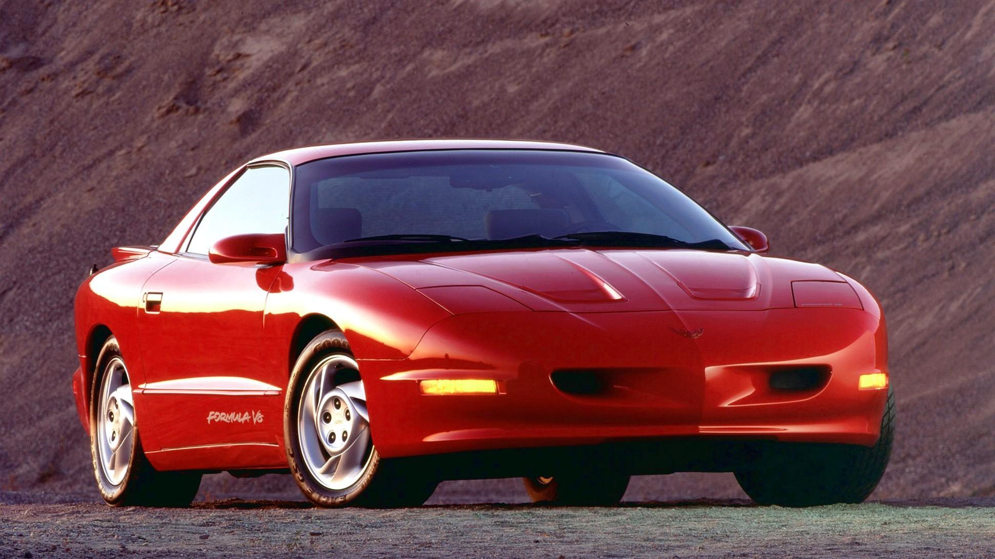 1996 Pontiac Firebird Formula V2 Hd Car Wallpaper