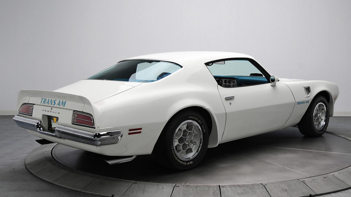1973 Pontiac Firebird Trans-Am picture