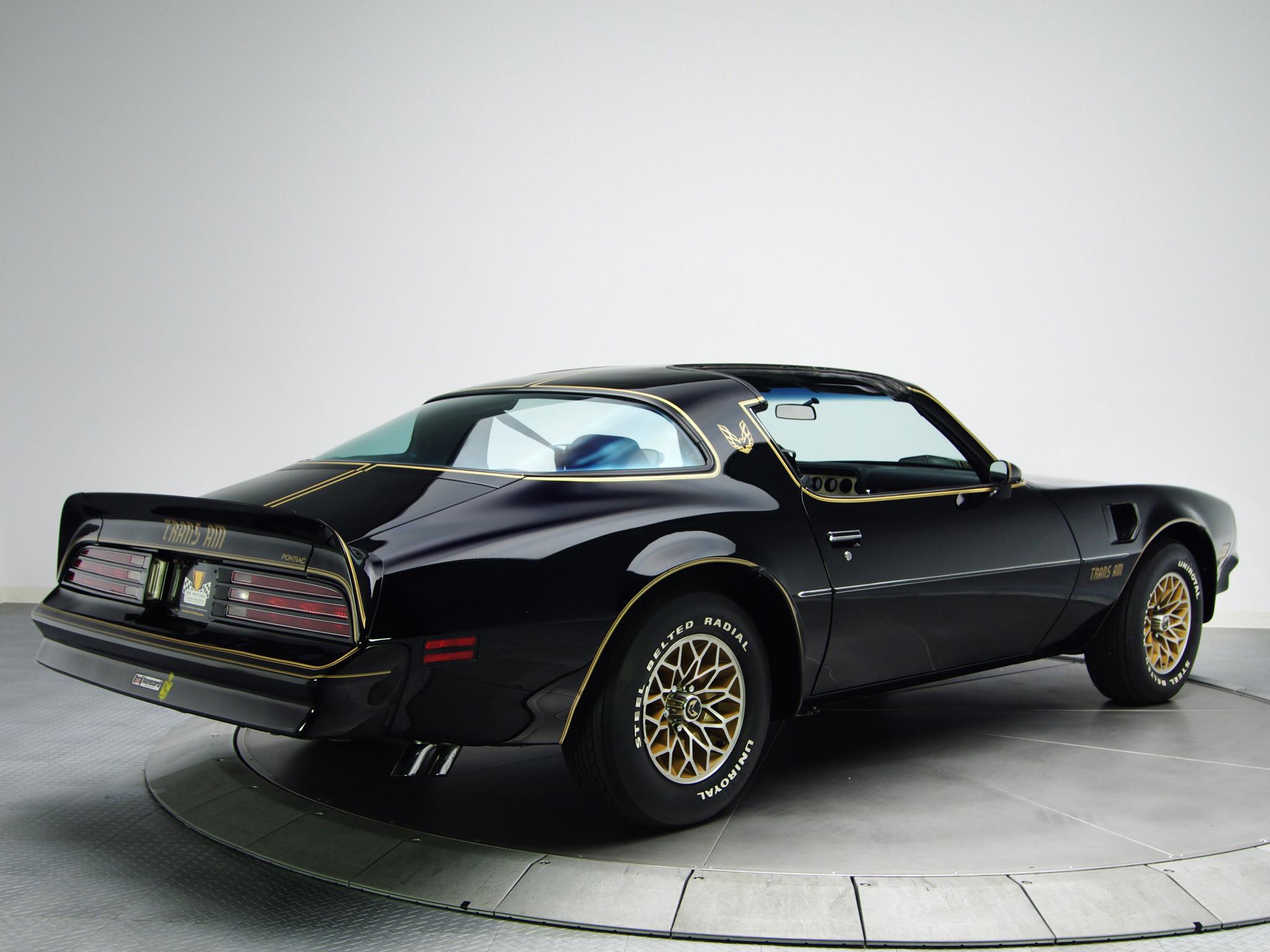 1978 Pontiac Firebird Trans-Am T -A 6-6 W72 trans a-m classic muscle g  wallpaper | | 94046 | WallpaperUP