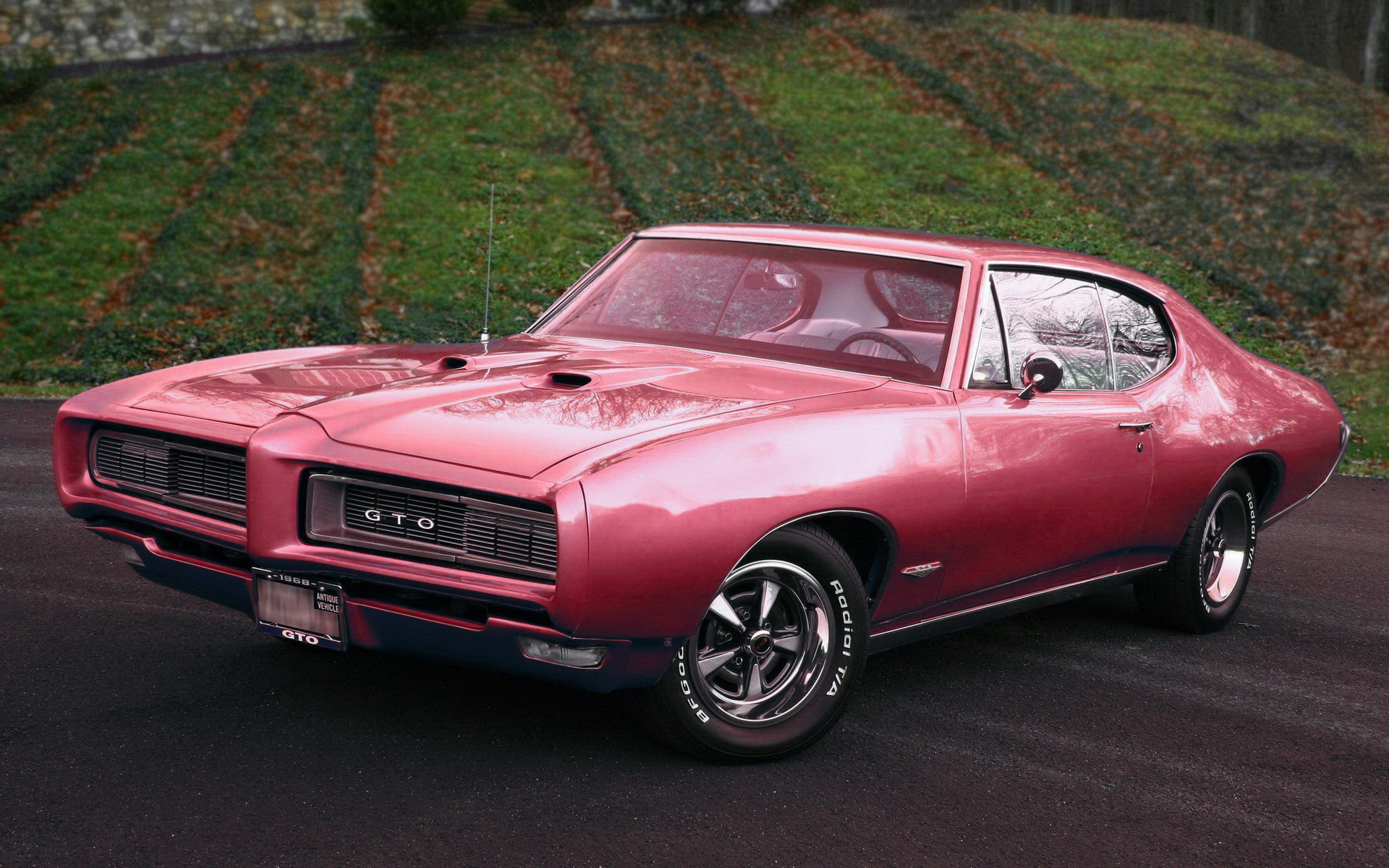 Pontiac Wallpapers, Pictures, Images