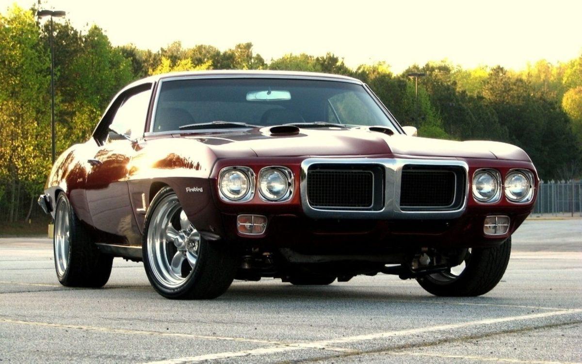Muscle-Car-1969-Pontiac-Firebird