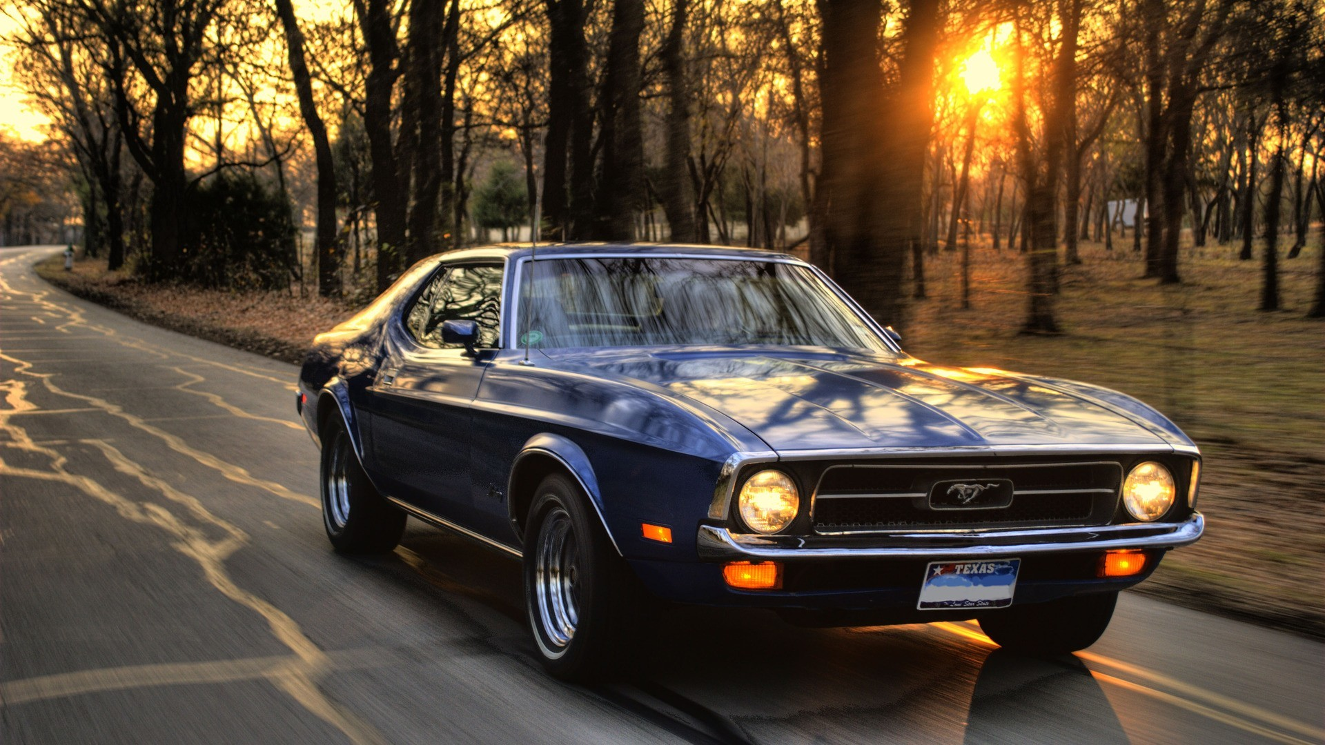 High Resolution American Muscle Car Wide Wallpaper Full Size .